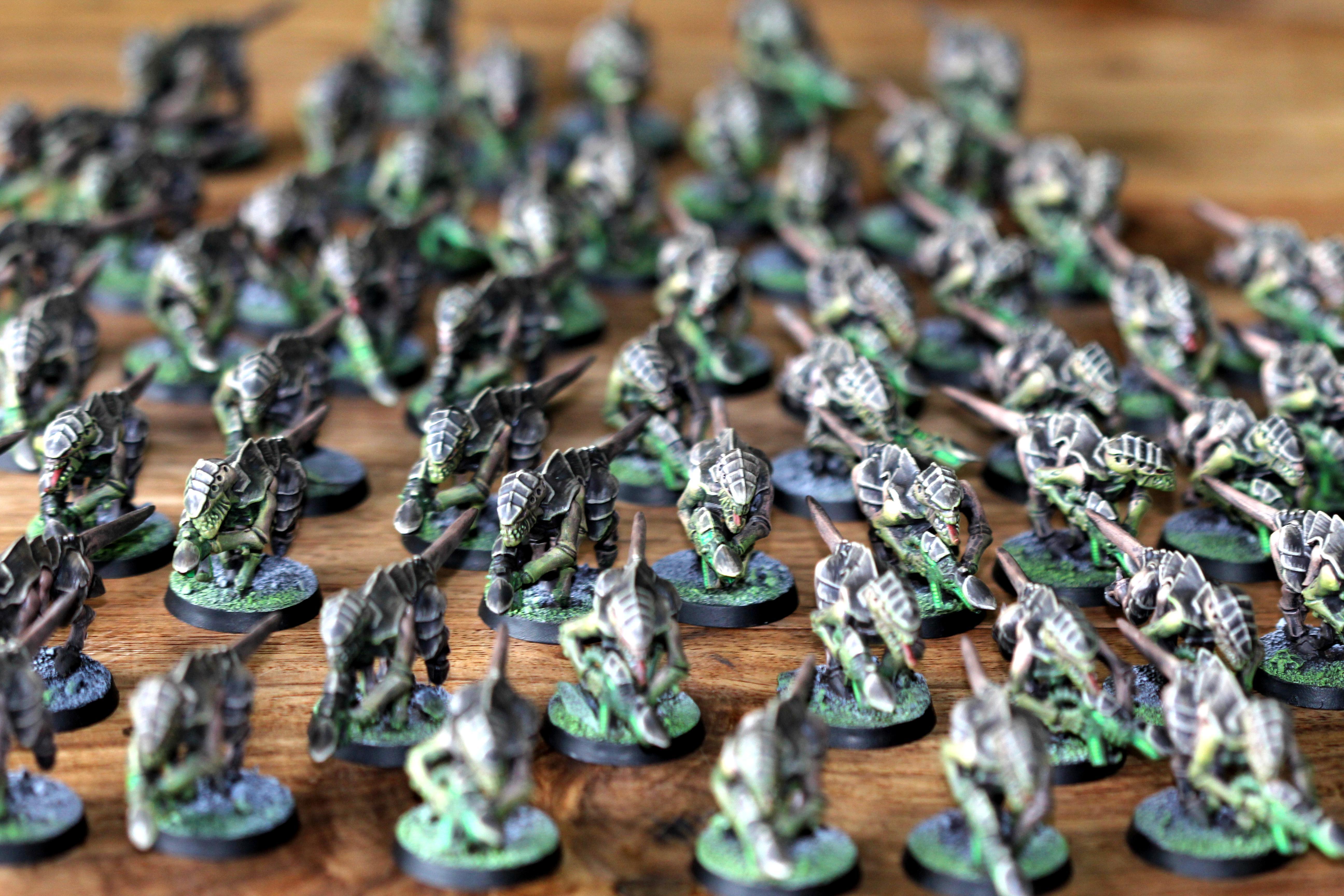 Gants, Swarm, Termagants, Troops, Tyranids, Warhammer 40,000