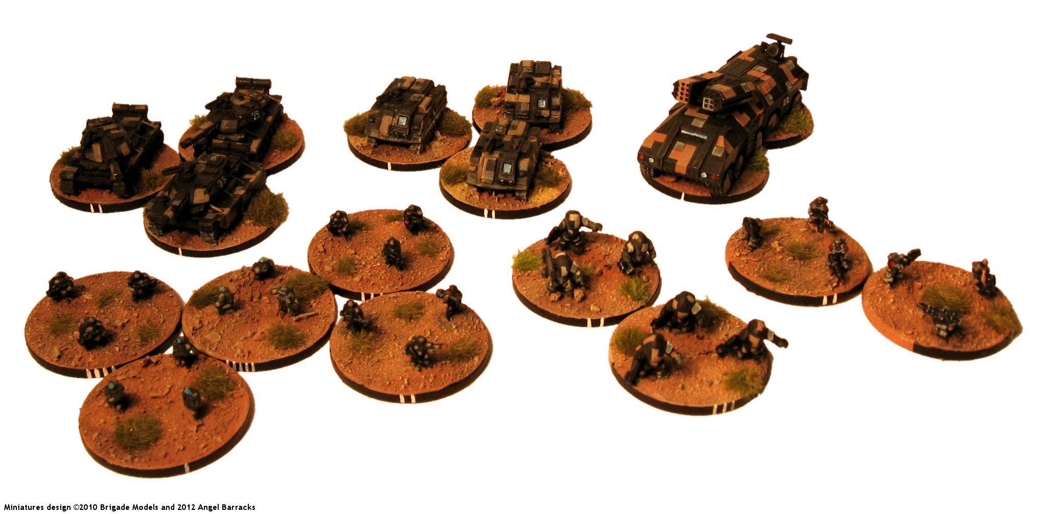 6mm, Airframe, Angel, Army, Barracks, Battlegroup, Brigade, Mechawar, Models, Omega, One, Pound, Precinct, Wargames