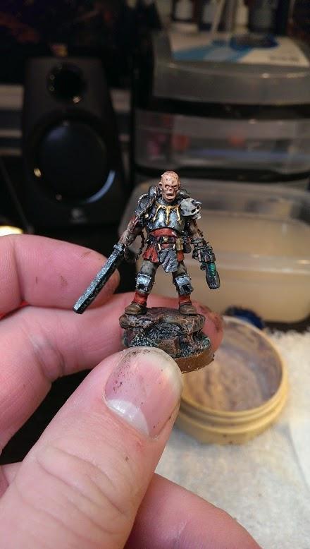 Chaos Commissar, Chaos Renegades, Renegade Commander, Renegade Guard