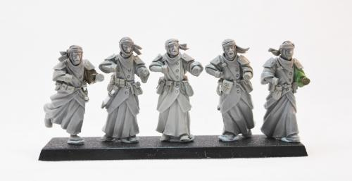 Desert, Desert Raiders, Insurgents, Tallarn Desert Raiders