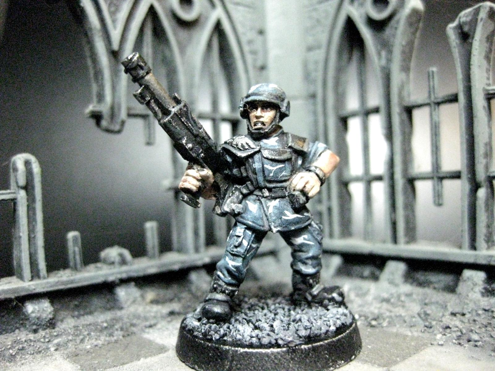2nd Edition, Astra Militarum, Cadians, Imperial Guard, Out Of Production, Retro, Urban Camo