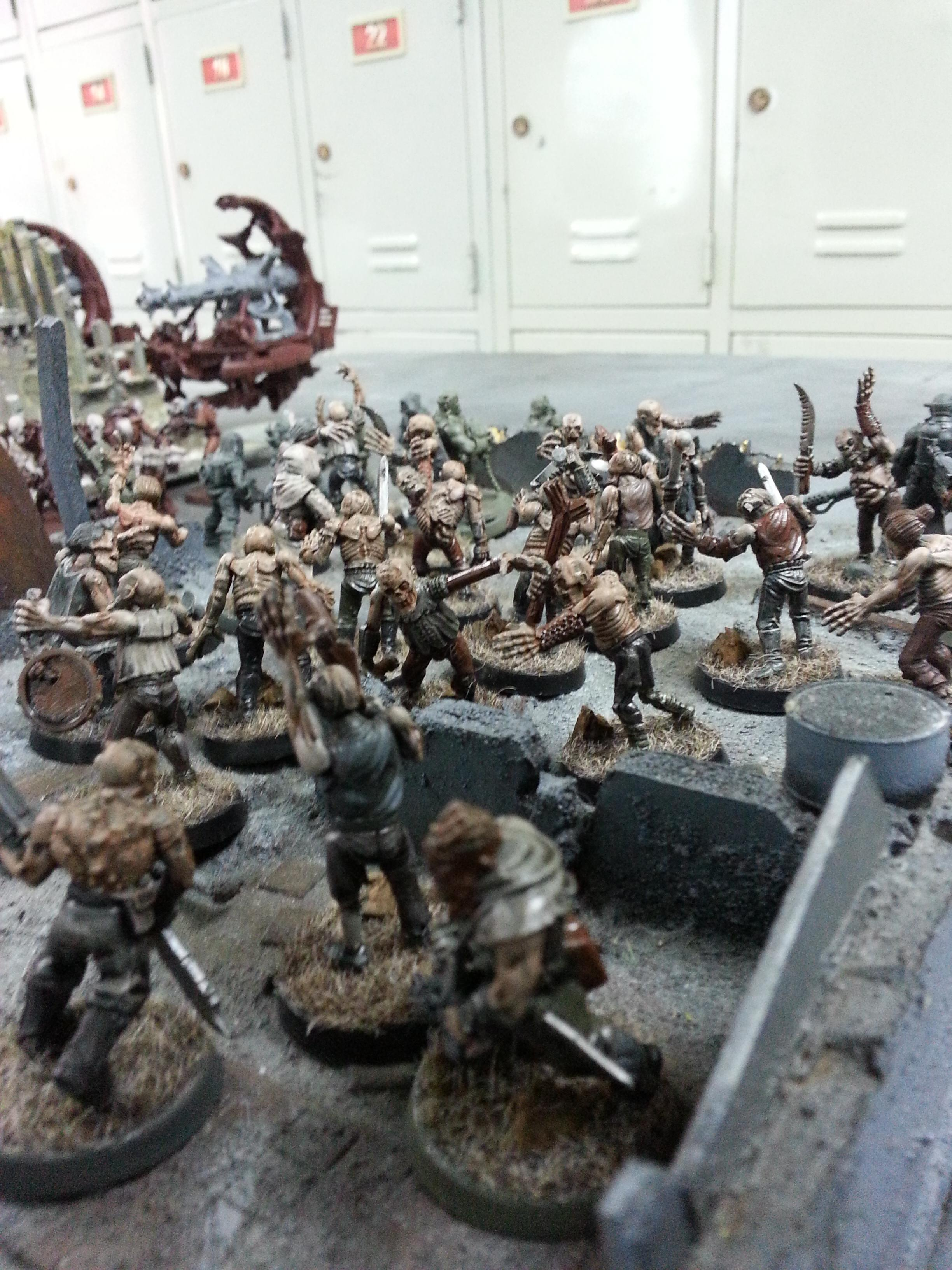 Chaos, Plague, Zombie