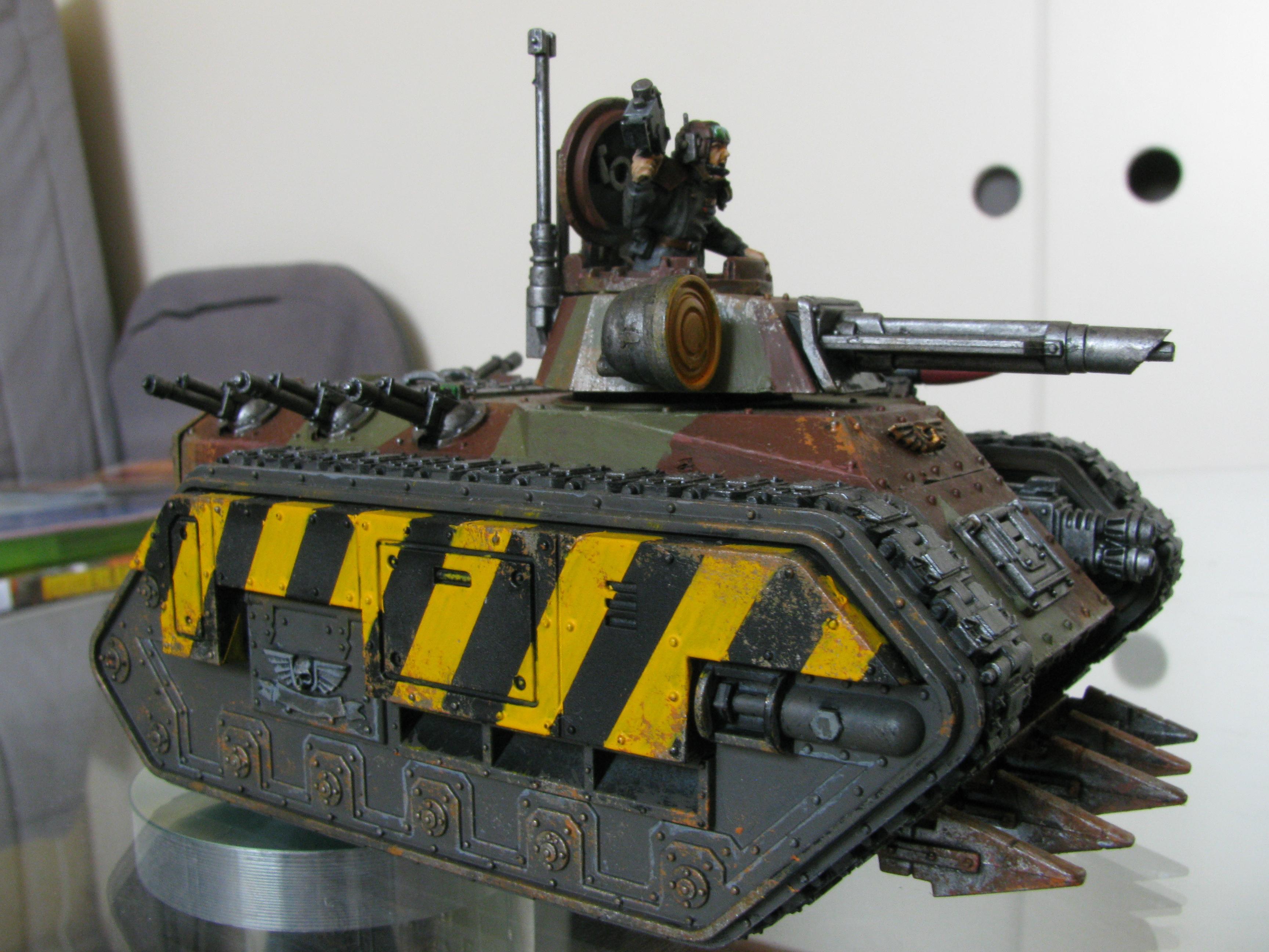 Chimera, Imperial Guard
