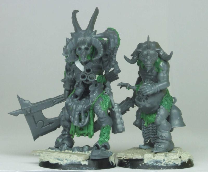 Beastmen Chaos Pestigor Realm Of Chaos Warhammer