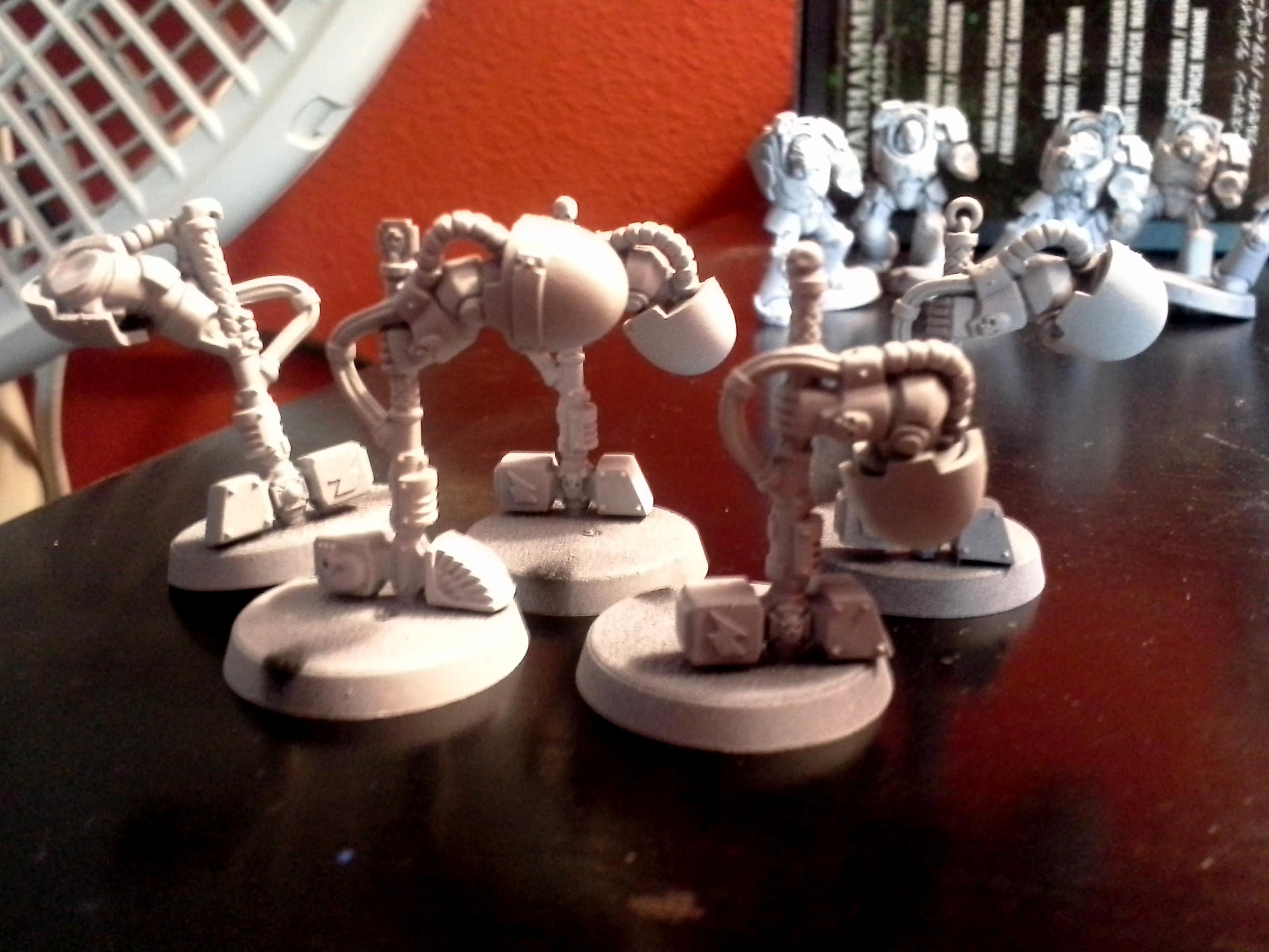 Hammers Primed