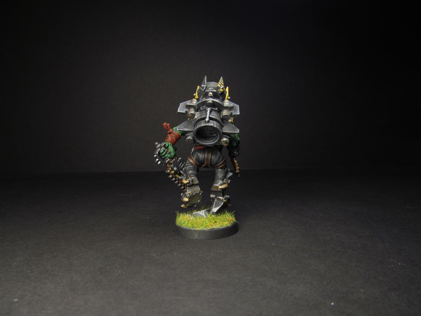 Ork Boyz, Orks, Warhammer 40,000, Warhammer Fantasy