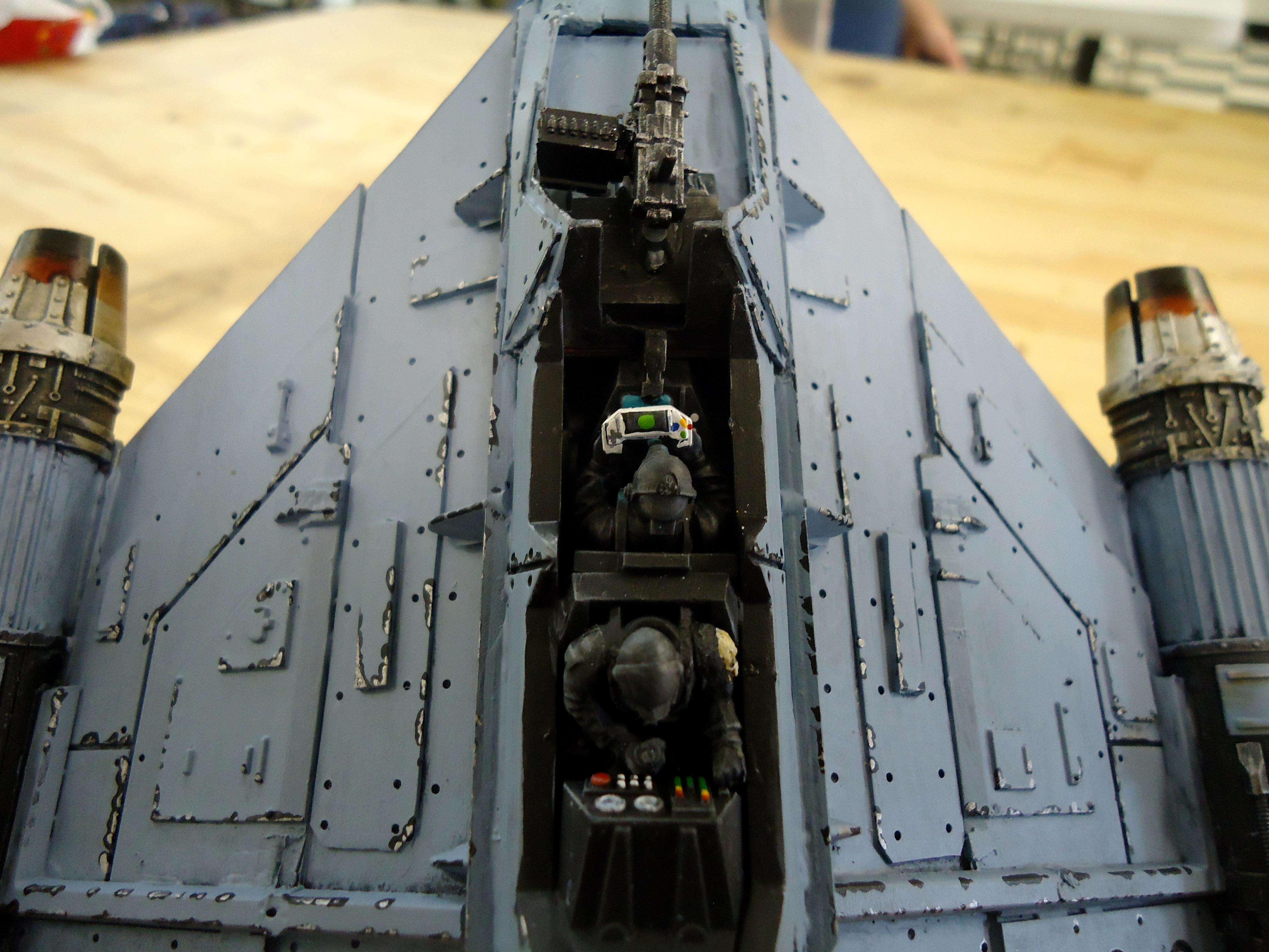Avenger, Conversion, Flyer, Imperial Guard, Valkyrie