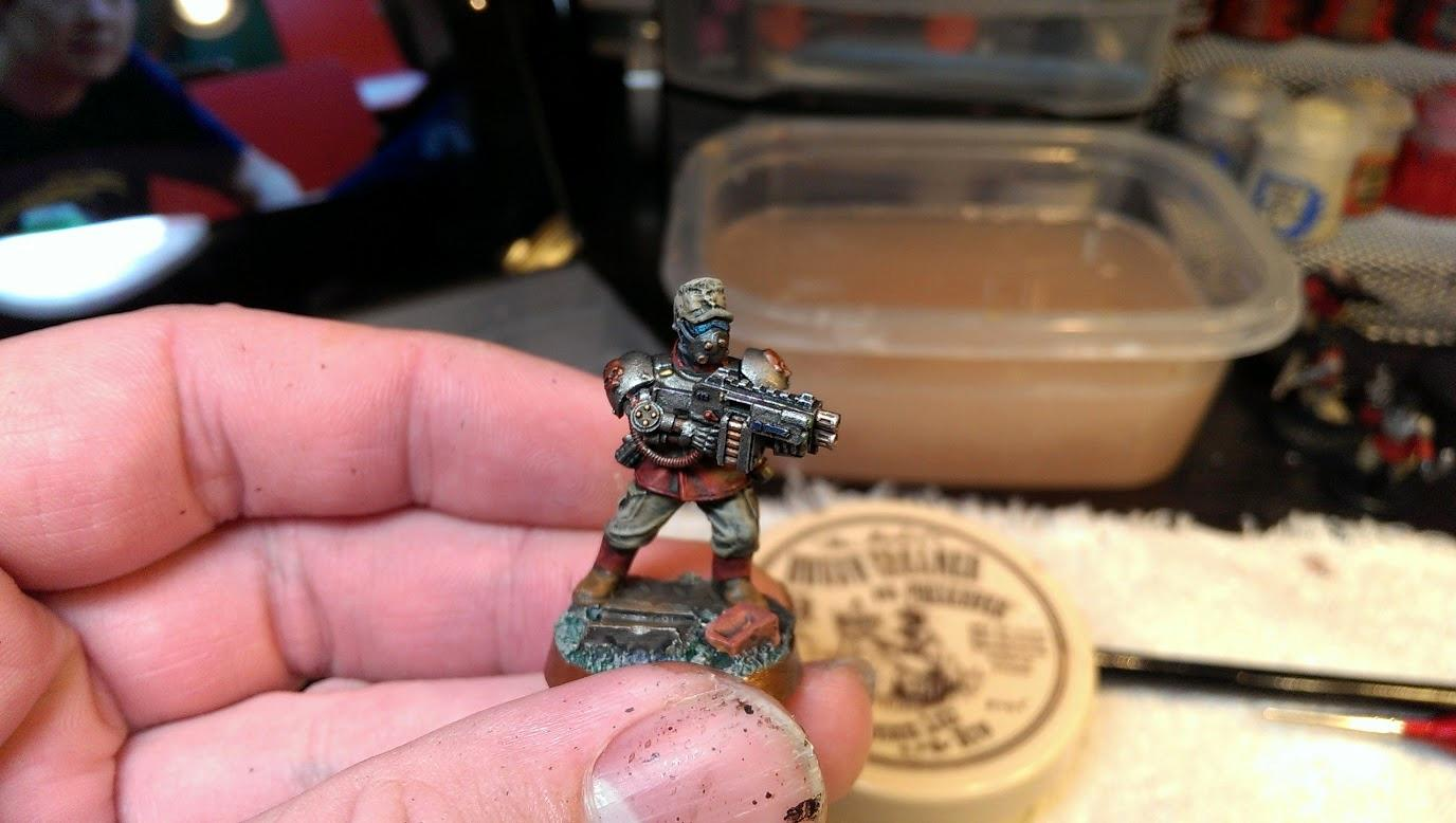 Anvil Industries, Chaos Renegades, Imperial Guard, Renegade Guard, Westwind Productions
