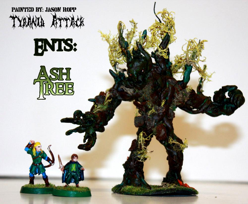 28mm, Ash, Conversion, Custoim, Ent, Ents, Forces, Good, Hobbit, Lord, Miniature, Of, Rings, The, Treebeard
