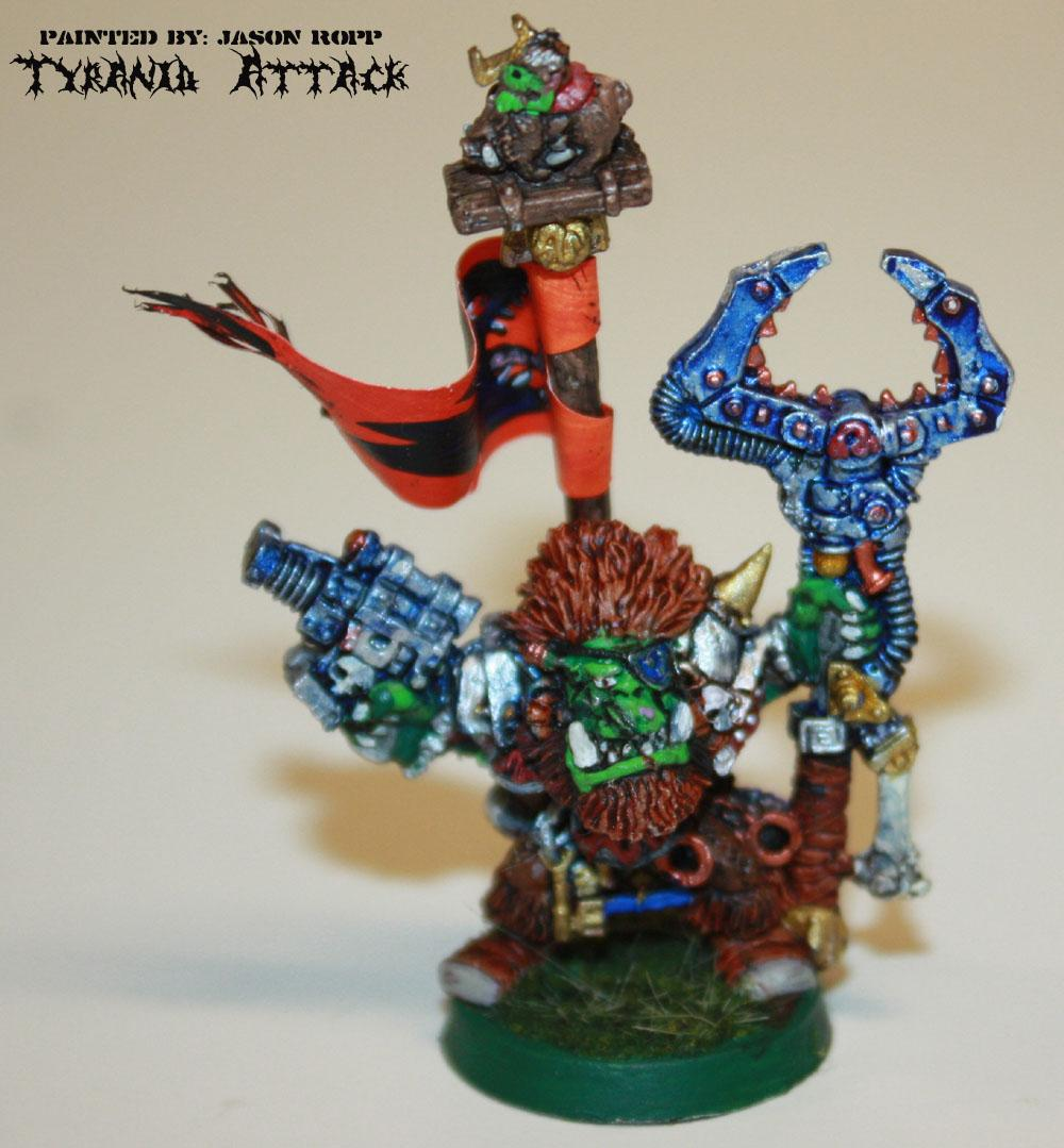 Army, Awsome, Herder, Orks, Paintjob, Runt, Warhammer 40,000, Warhammer Fantasy