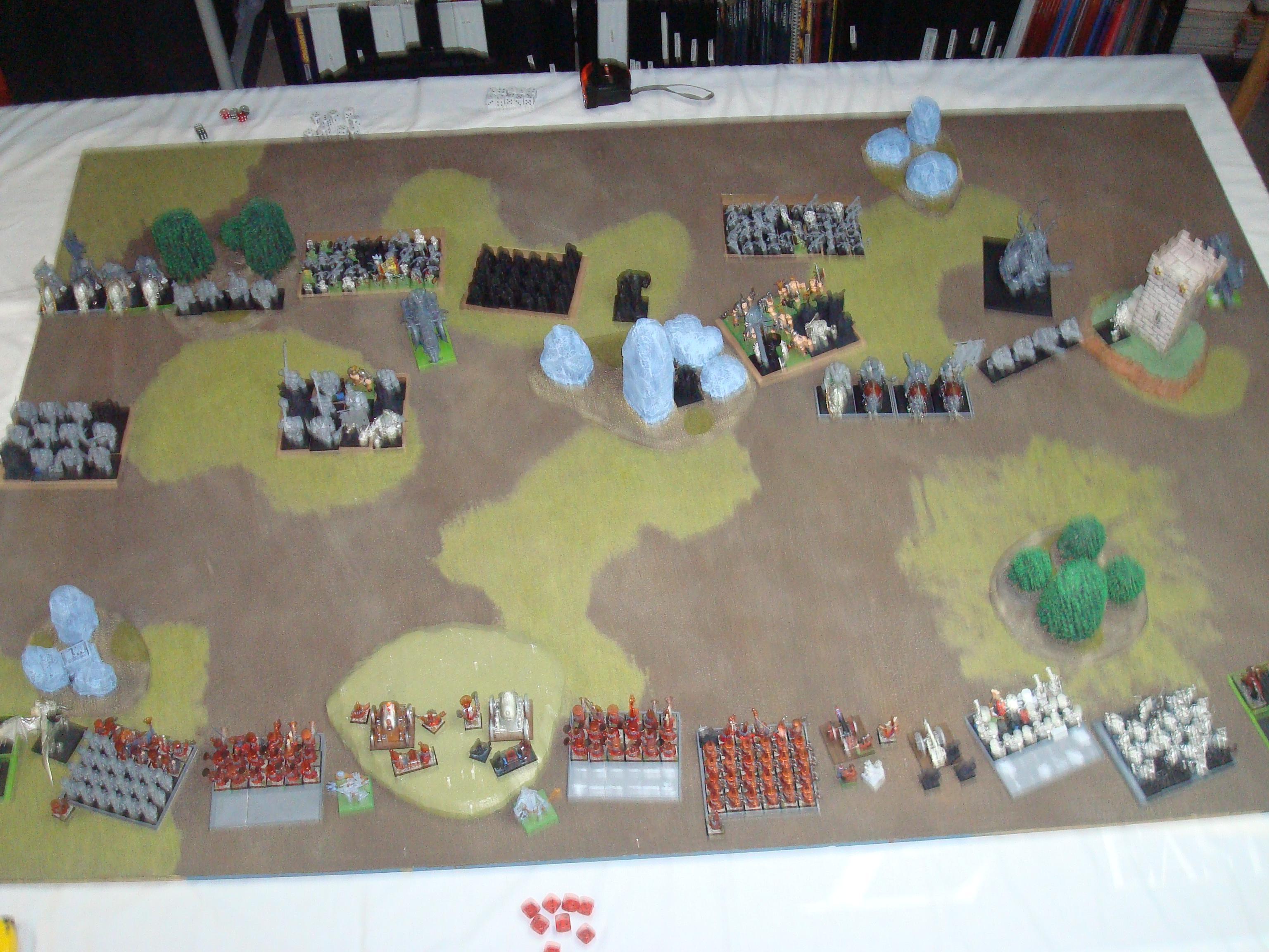 Chaos Dwarfs, Ogres, 21