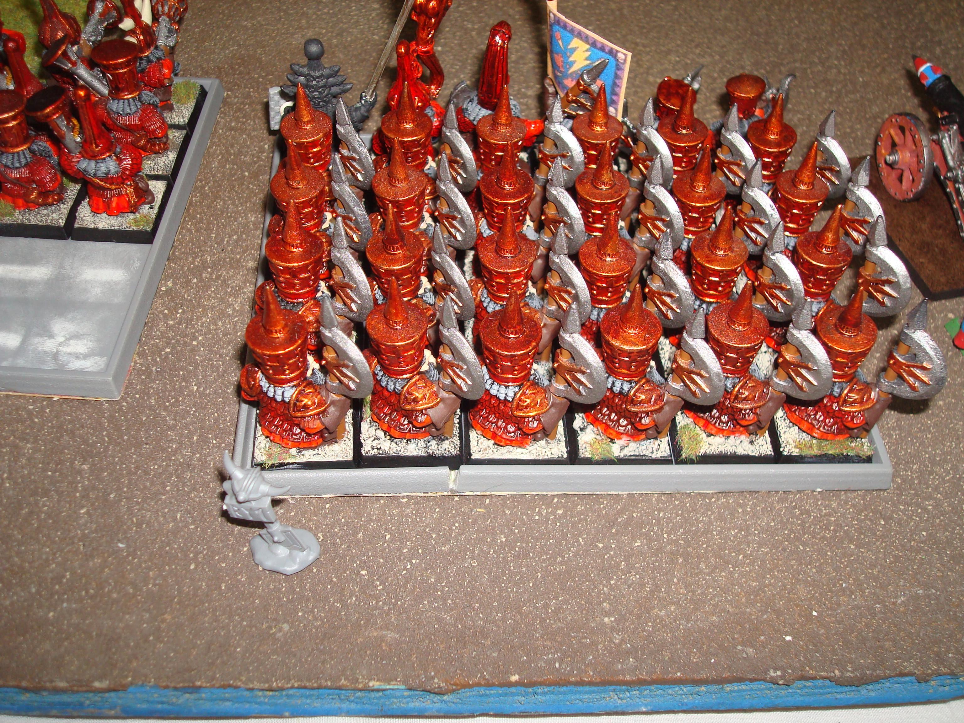 Chaos Dwarfs, Ogres, 24
