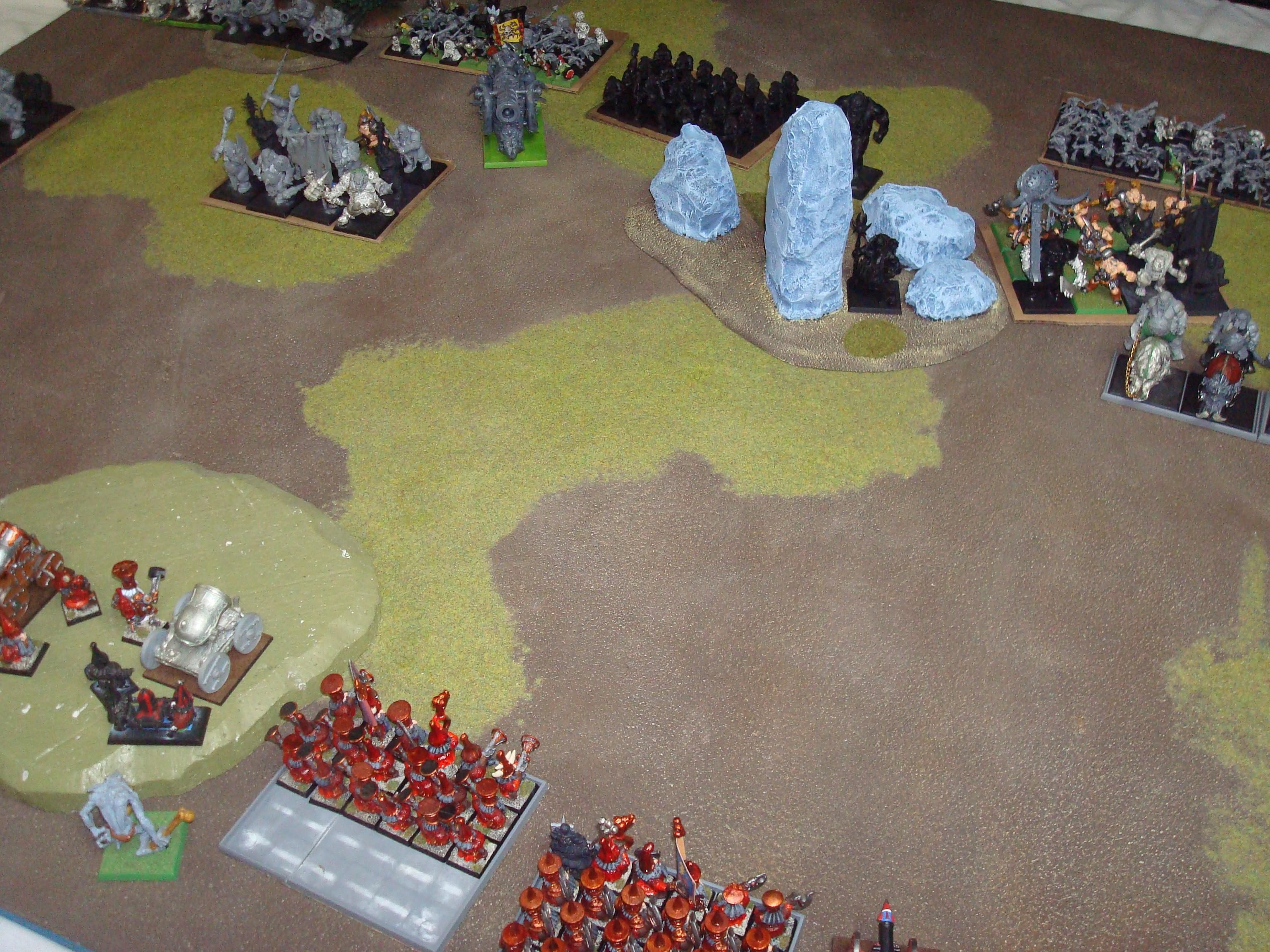 Chaos Dwarfs, Ogres, 27