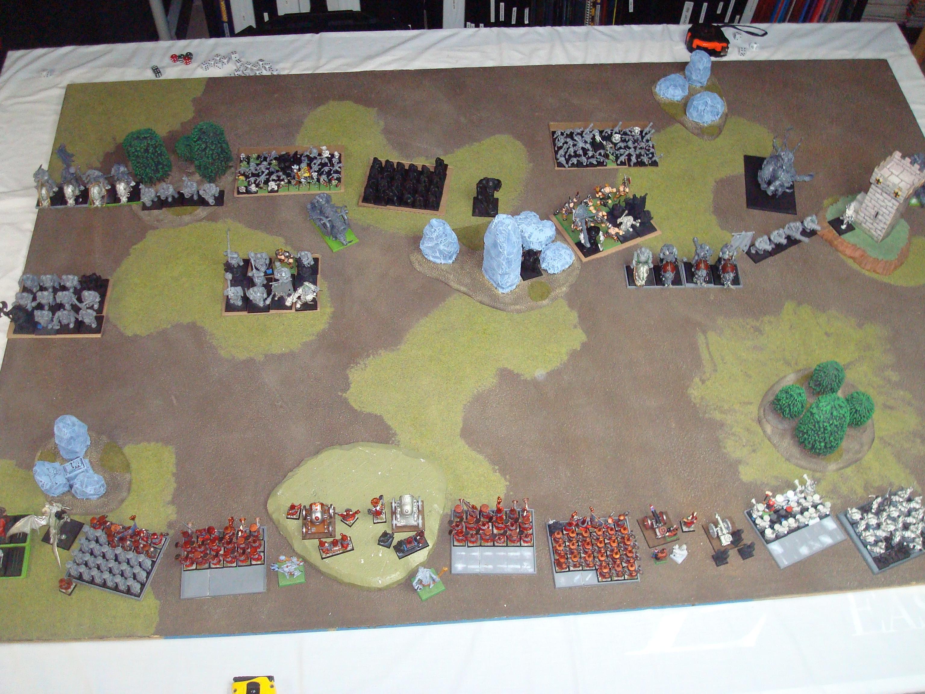 Chaos Dwarfs, Ogres, 28