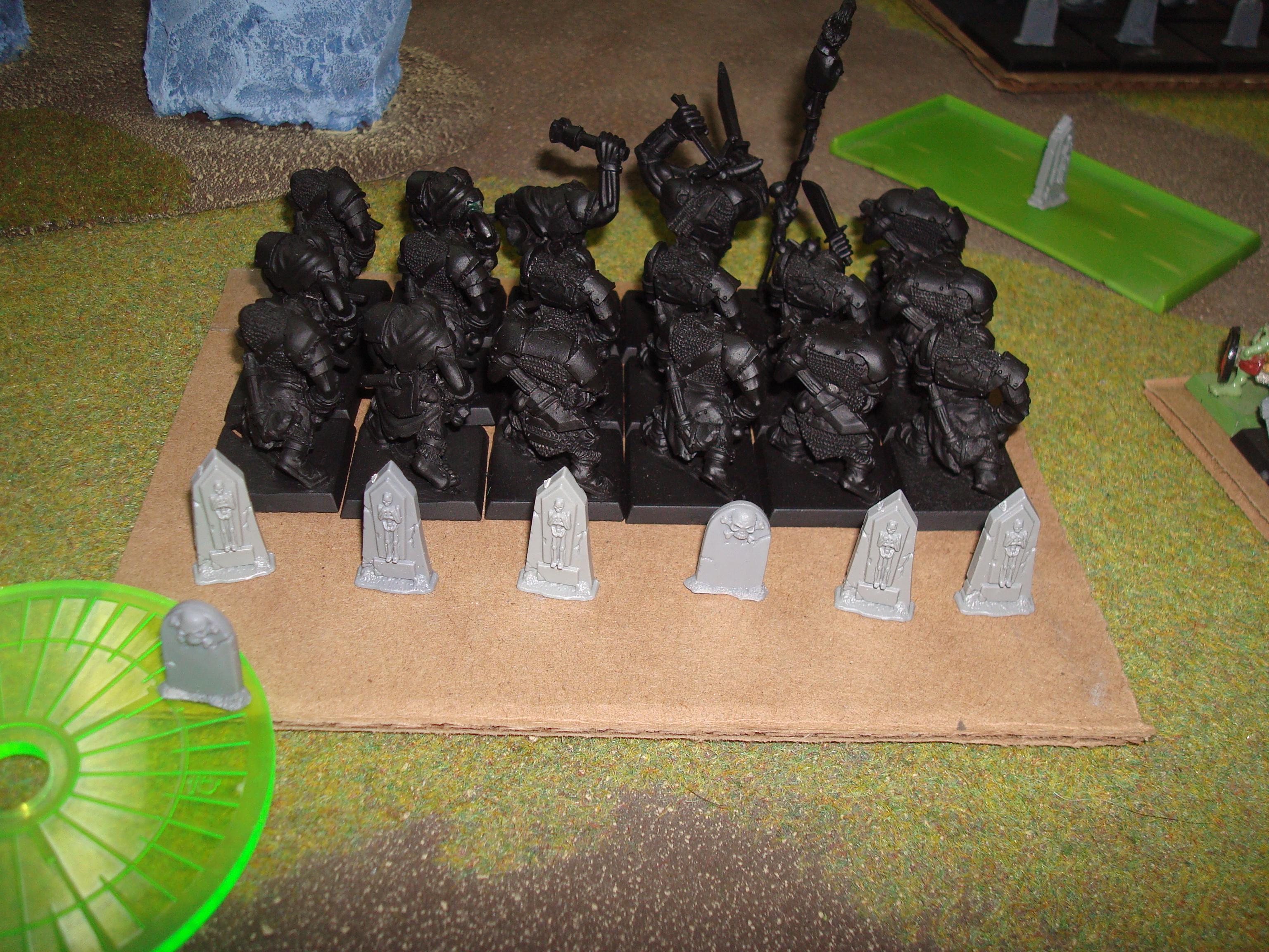 Chaos Dwarfs, Ogres, 31
