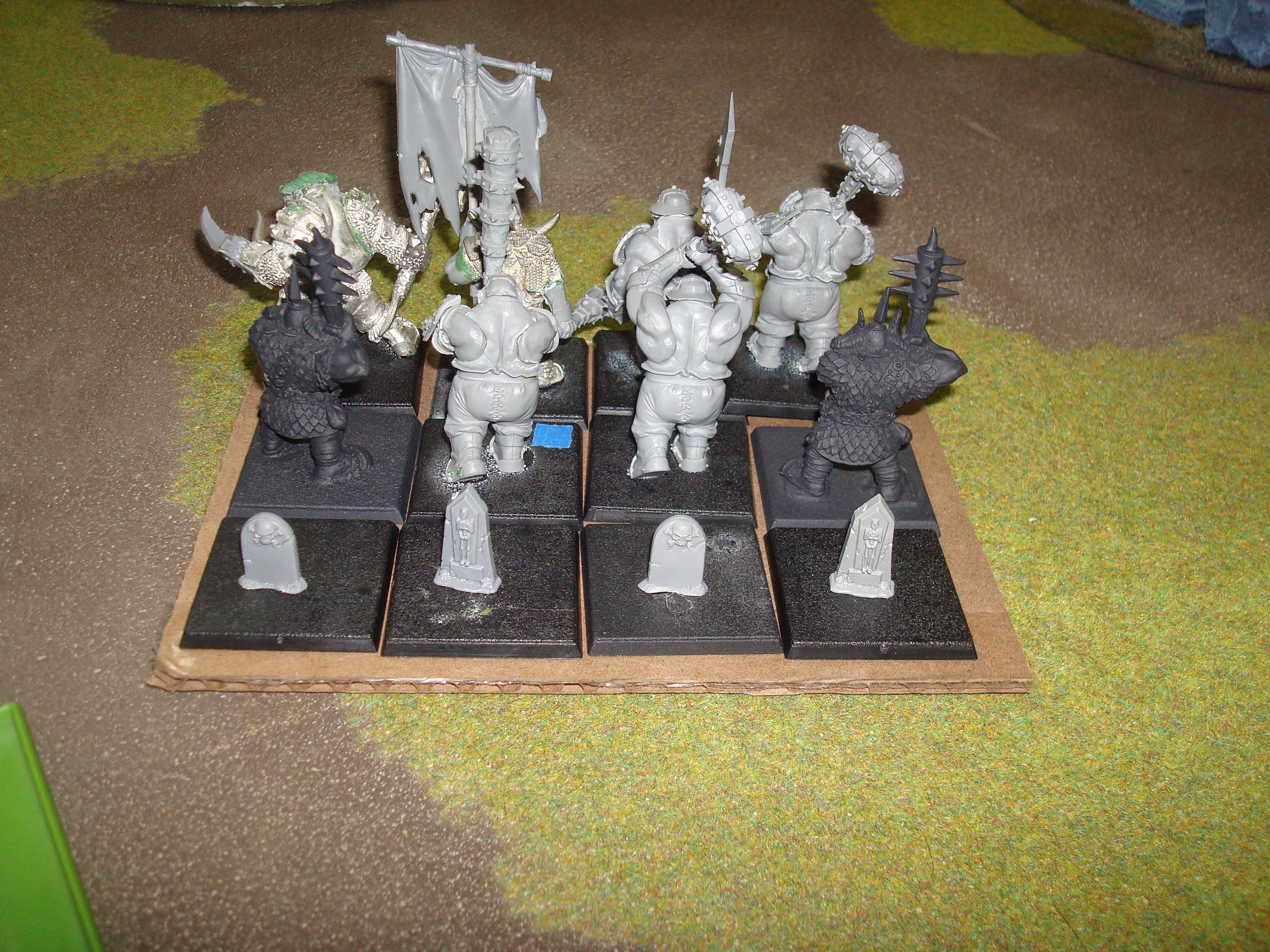 Chaos Dwarfs, Ogres, 33