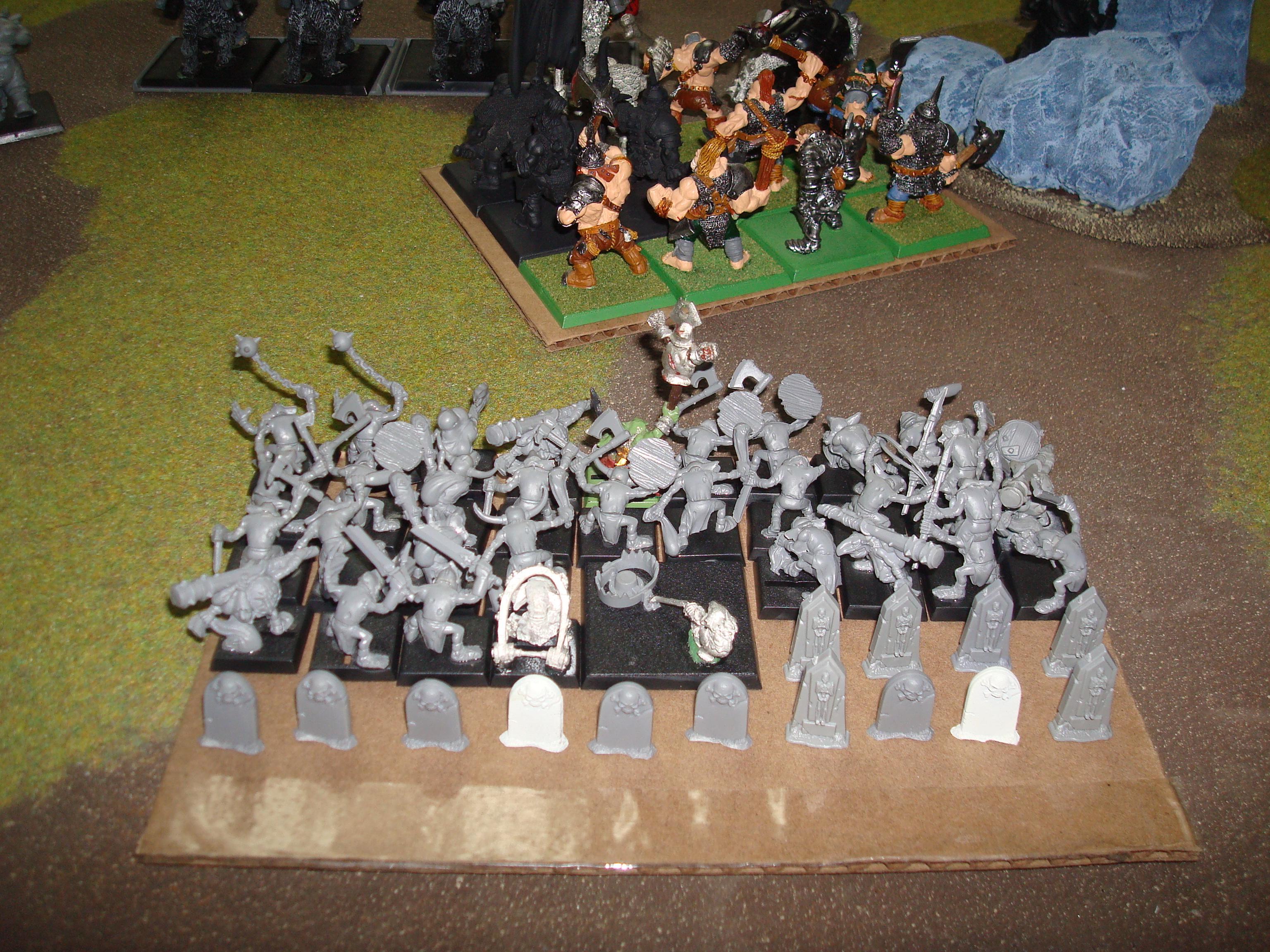 Chaos Dwarfs, Ogres, 36