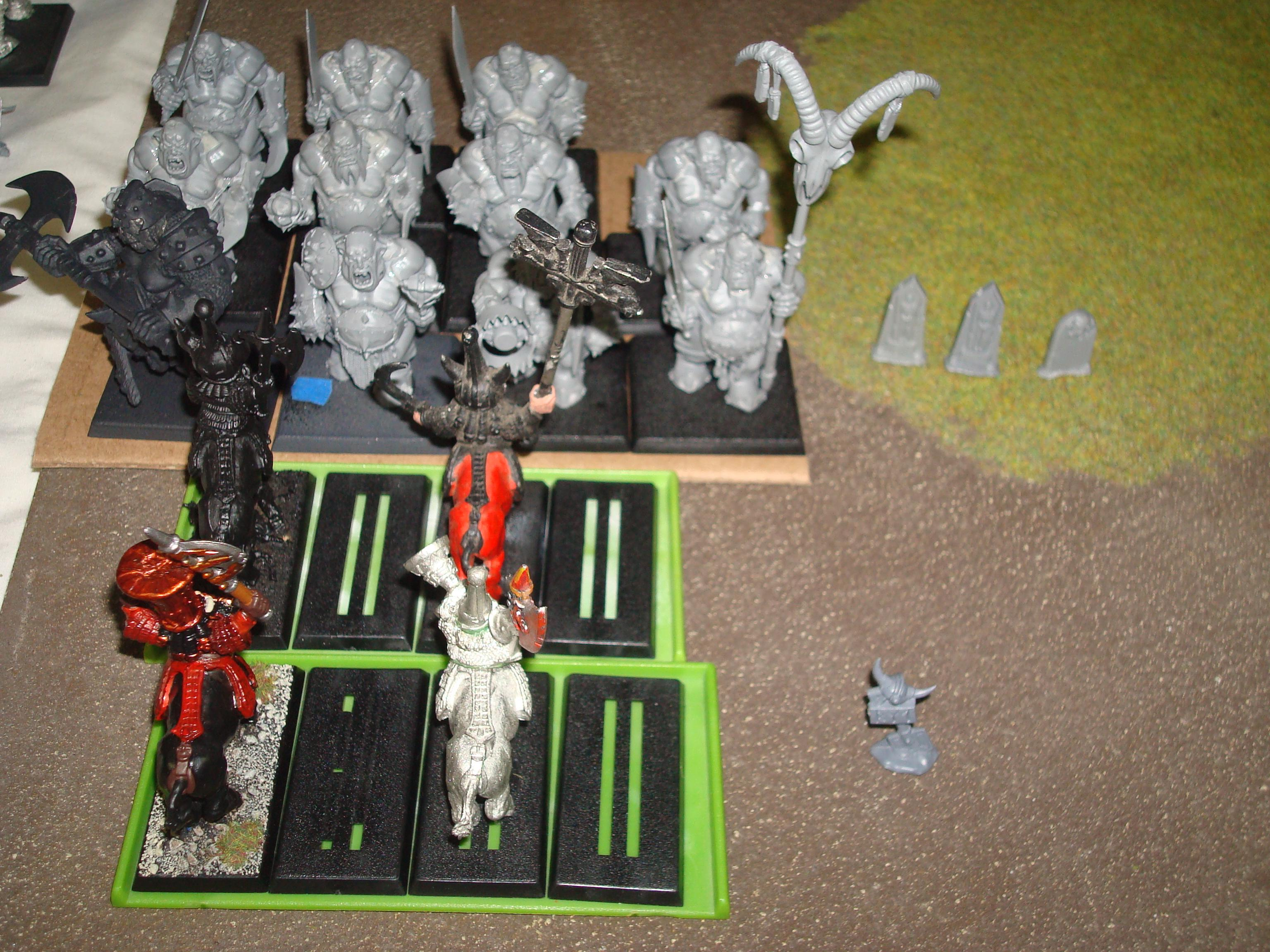 Chaos Dwarfs, Ogres, 39