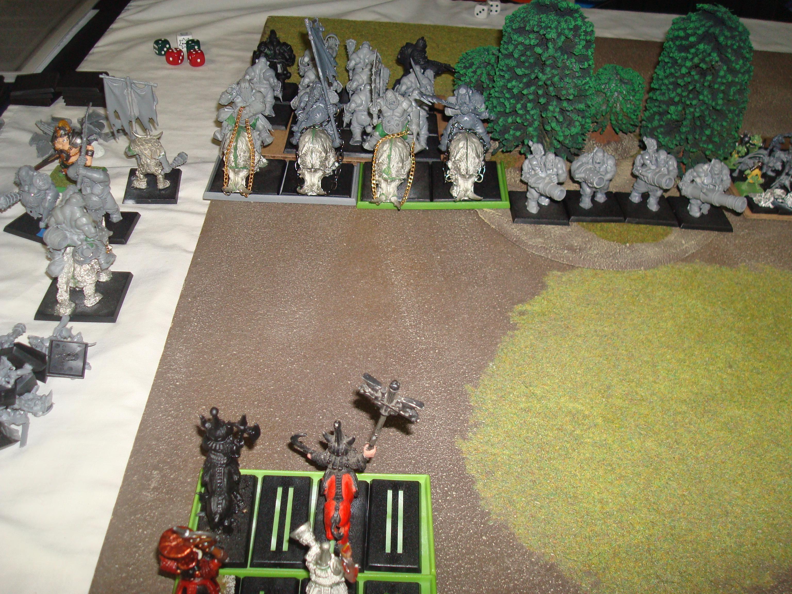 Chaos Dwarfs, Ogres, 40