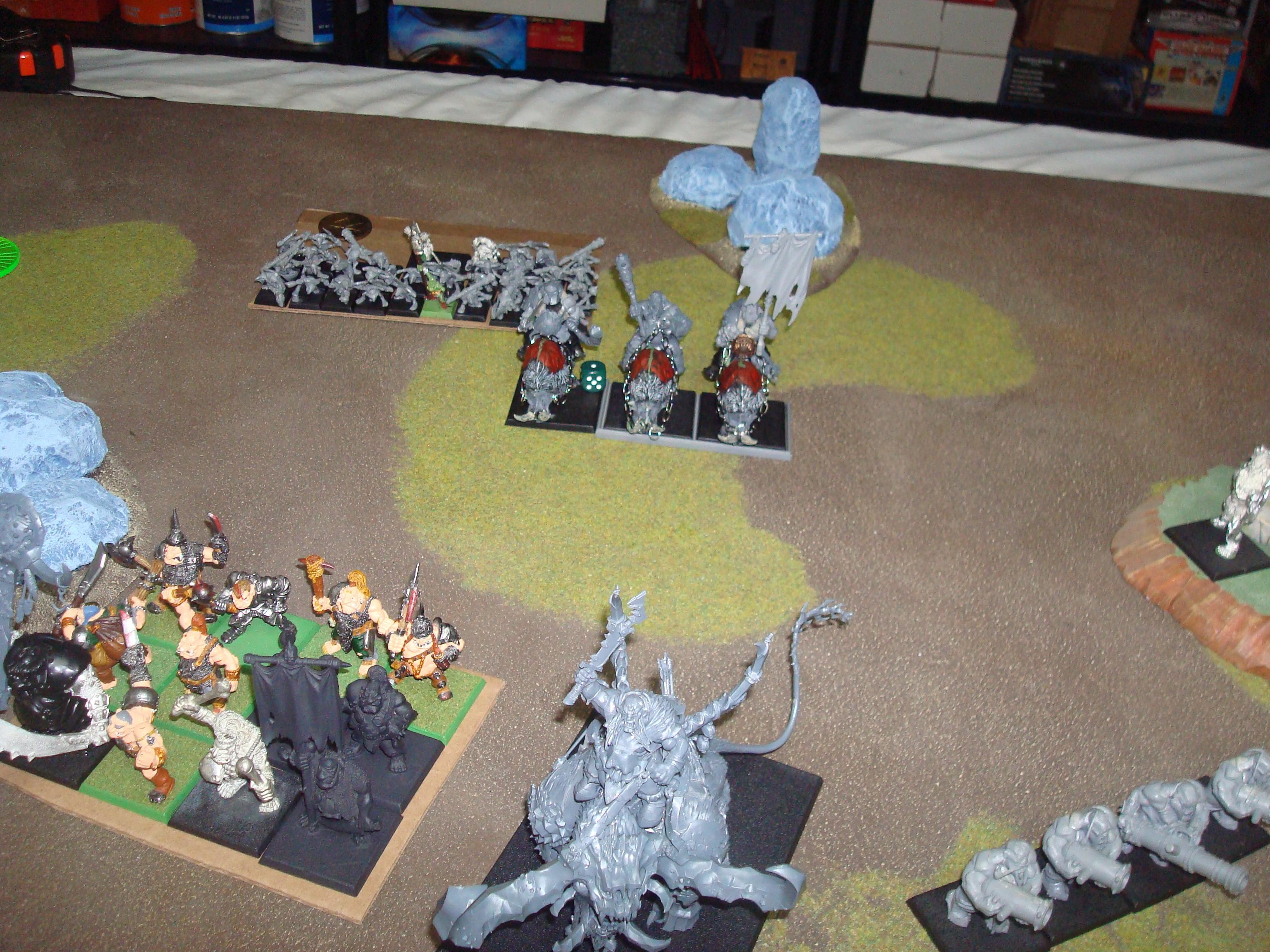 Chaos Dwarfs, Ogres, 44