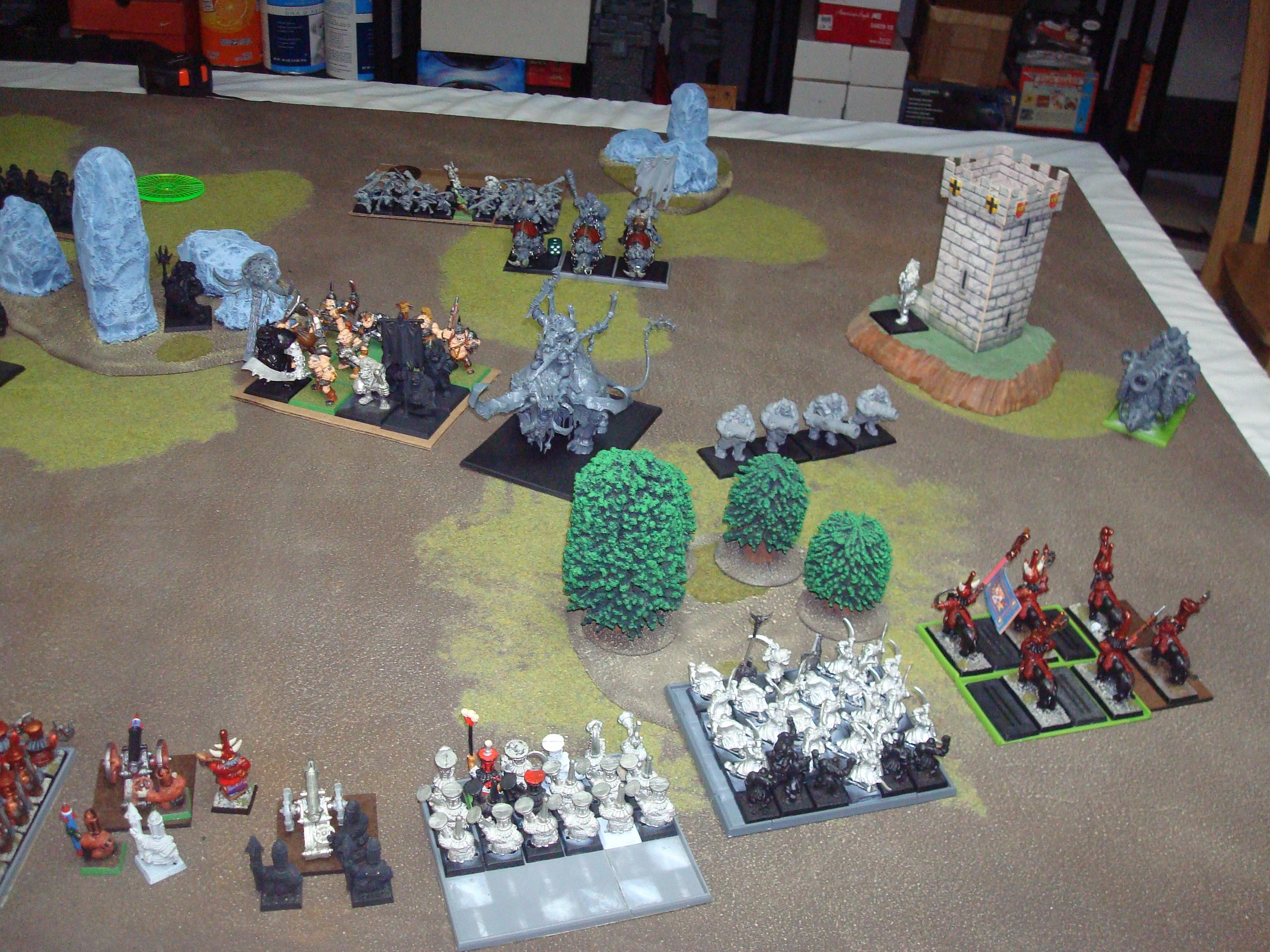 Chaos Dwarfs, Ogres, 45