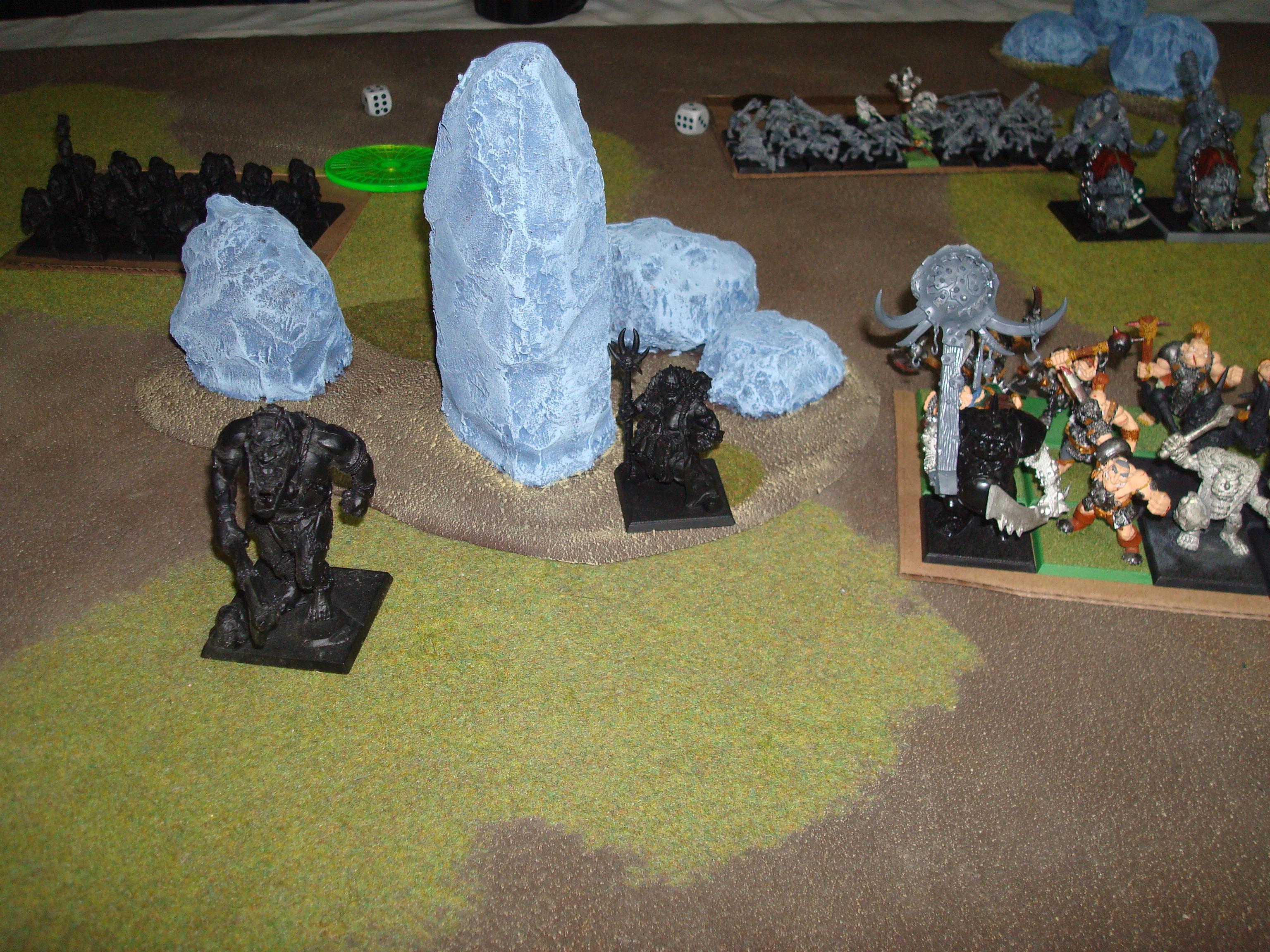 Chaos Dwarfs, Ogres, 48