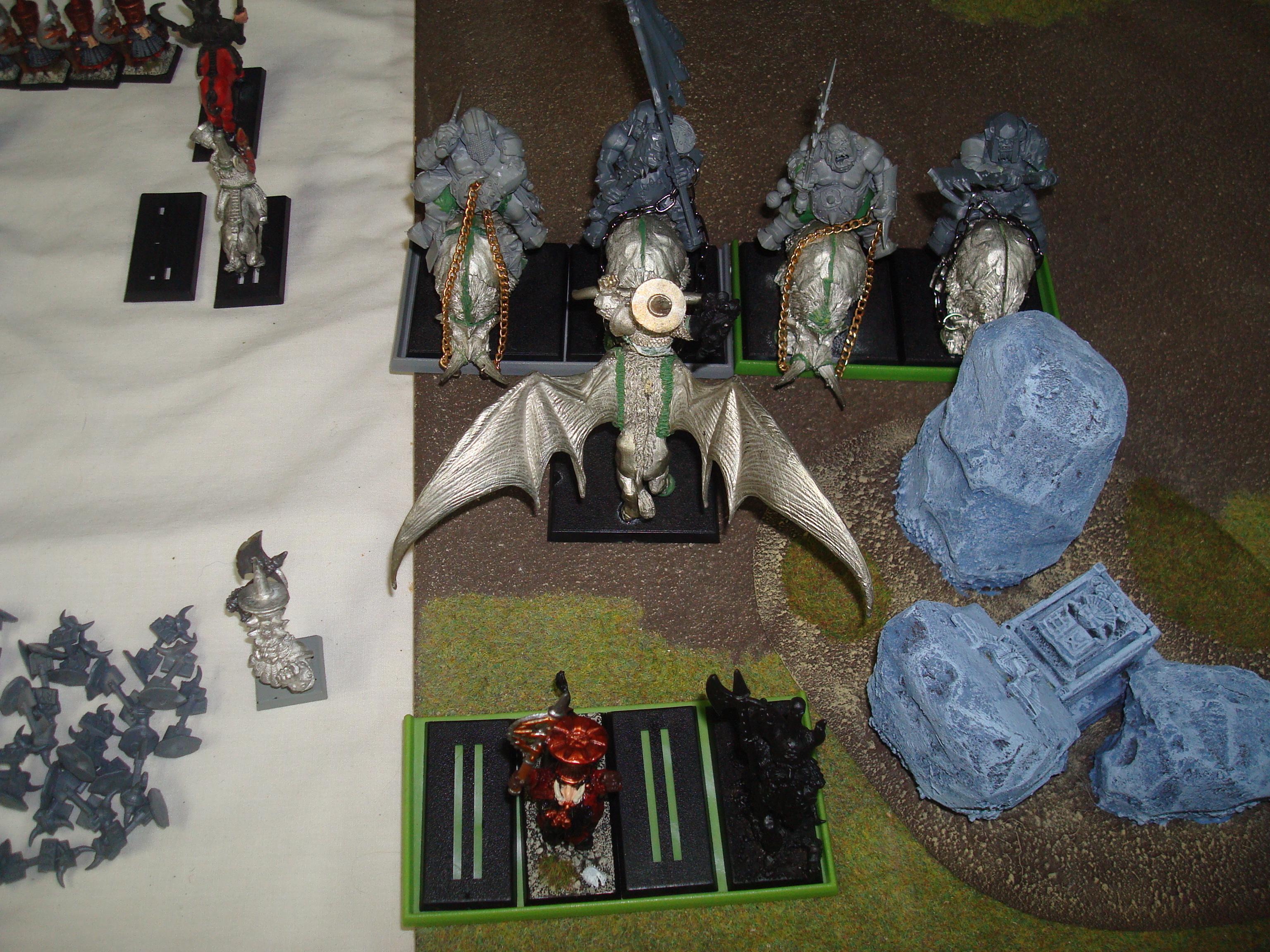 Chaos Dwarfs, Ogres, 53