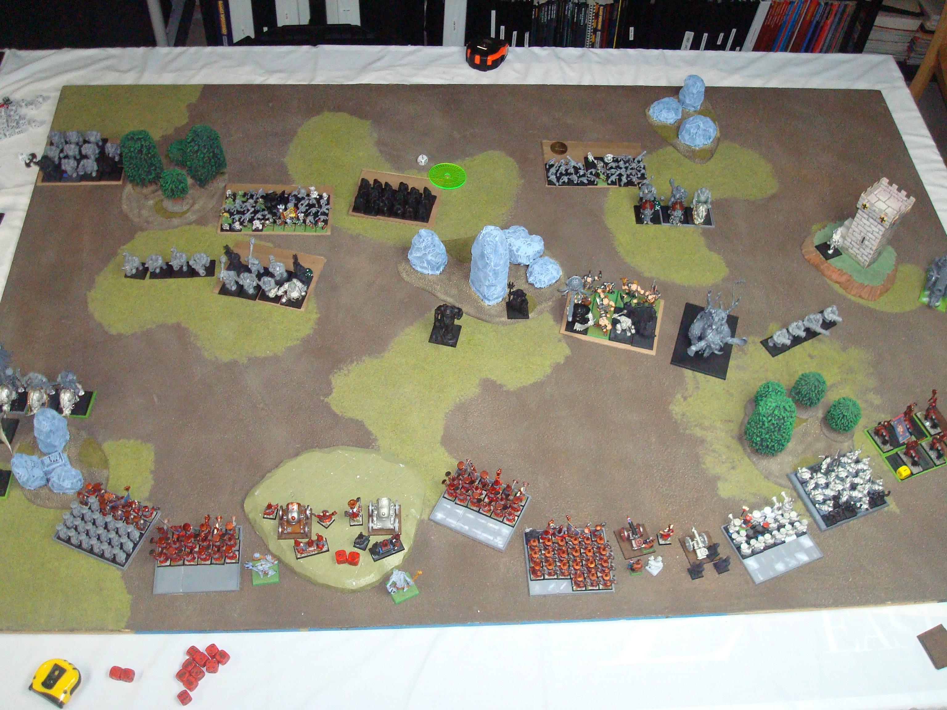 Chaos Dwarfs, Ogres, 54