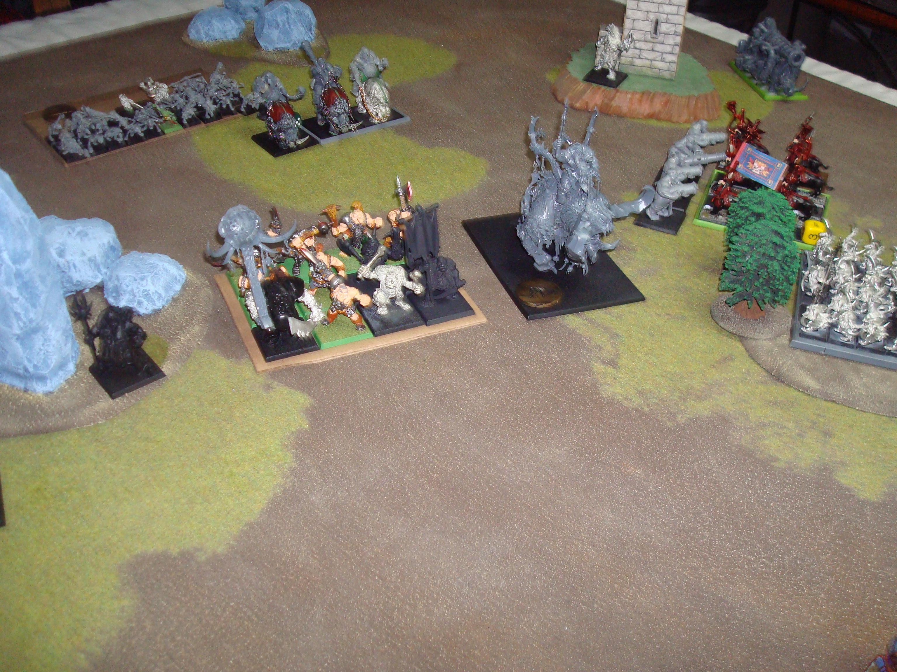 Chaos Dwarfs, Ogres, 57