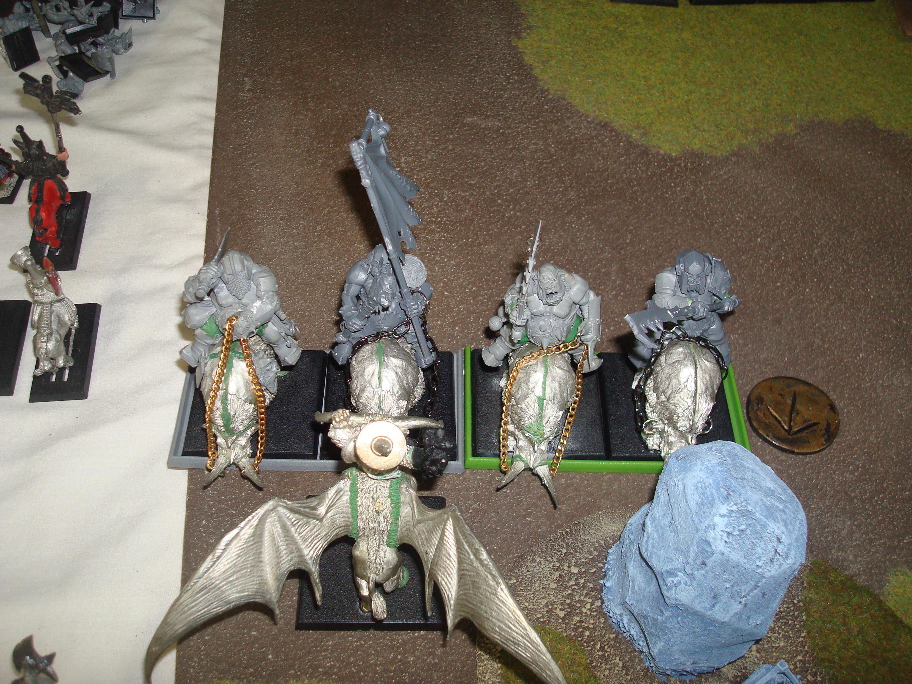 Chaos Dwarfs, Ogres, 58
