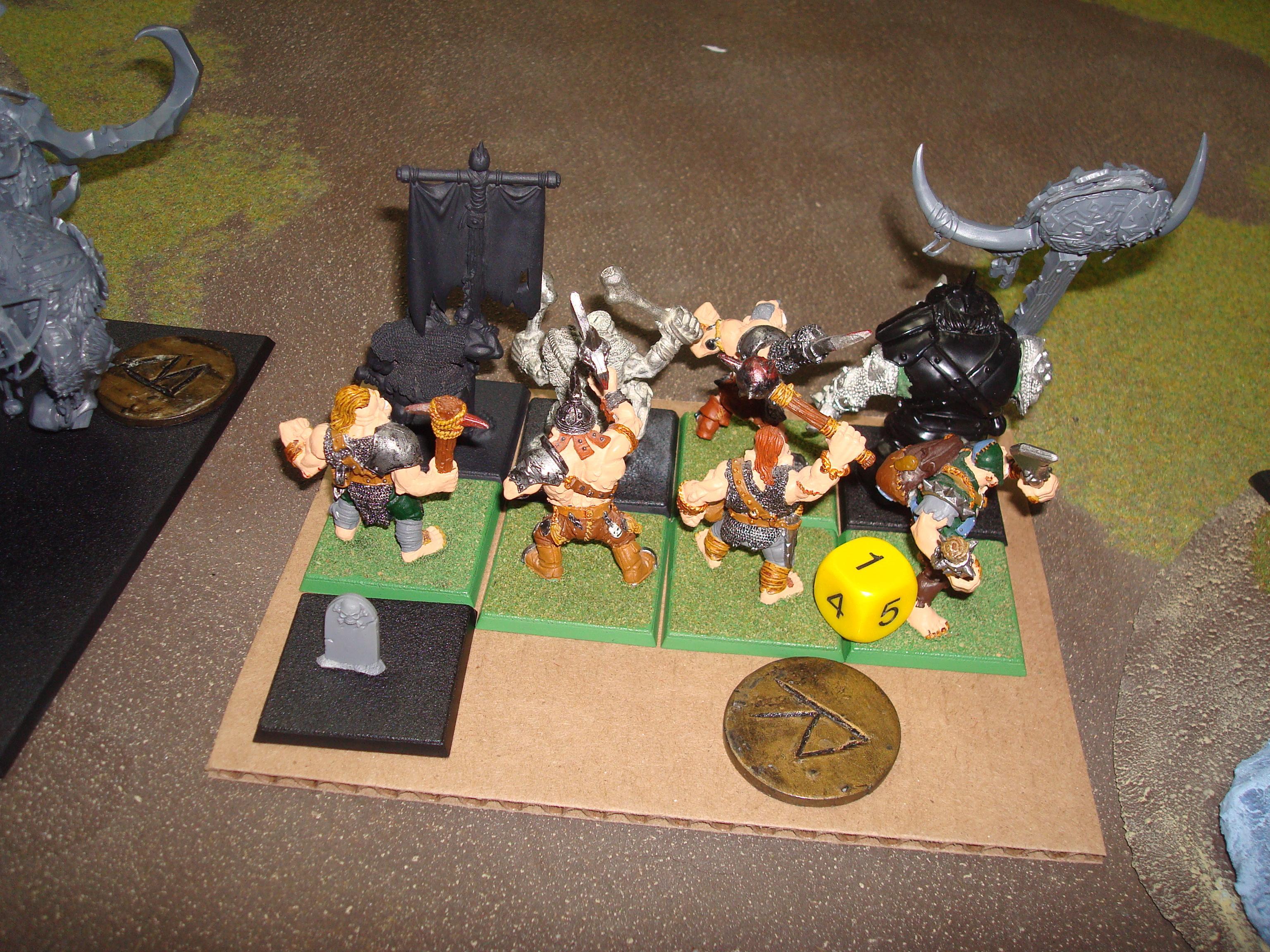 Chaos Dwarfs, Ogres, 62