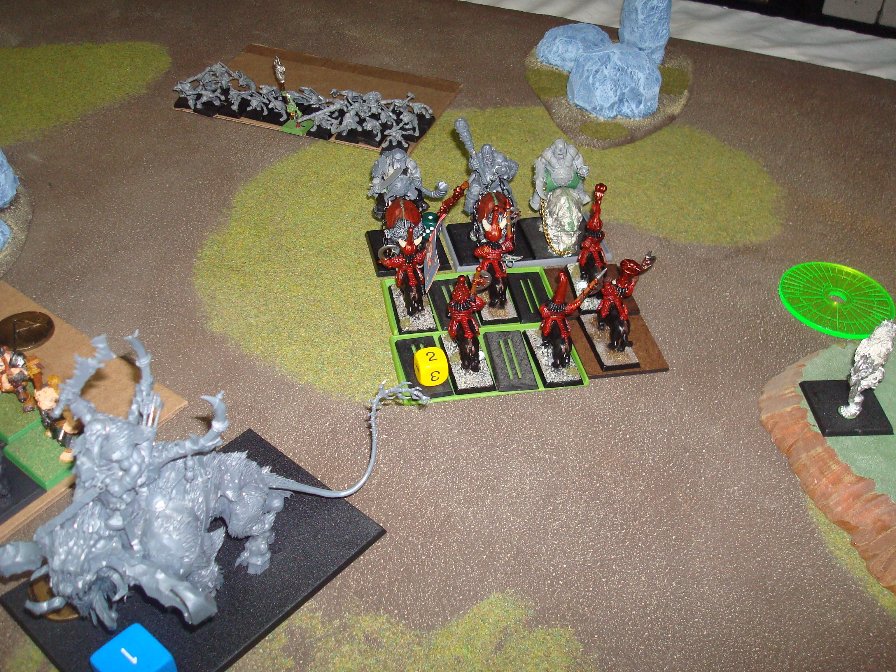 Chaos Dwarfs, Ogres, 64
