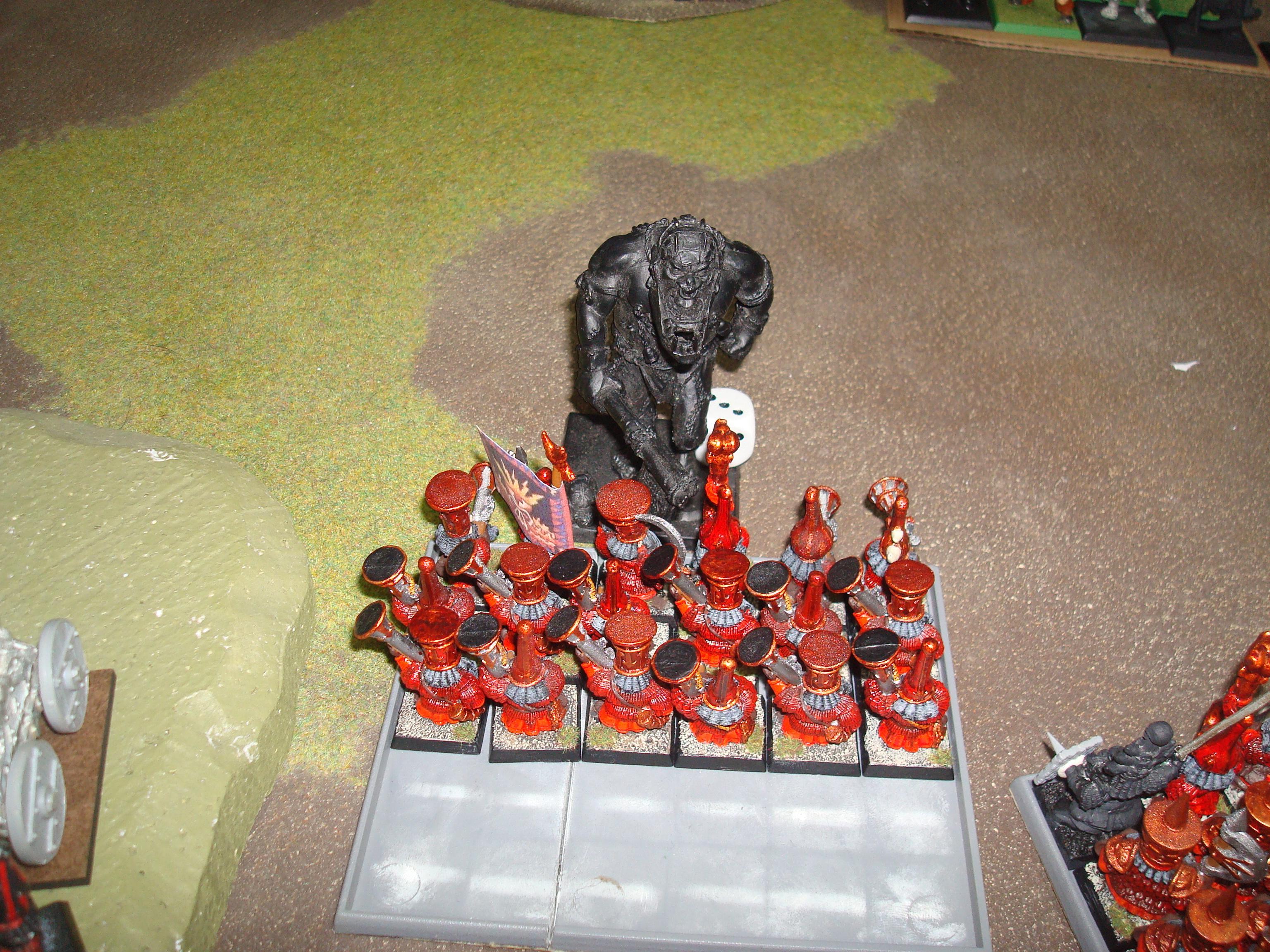 Chaos Dwarfs, Ogres, 69