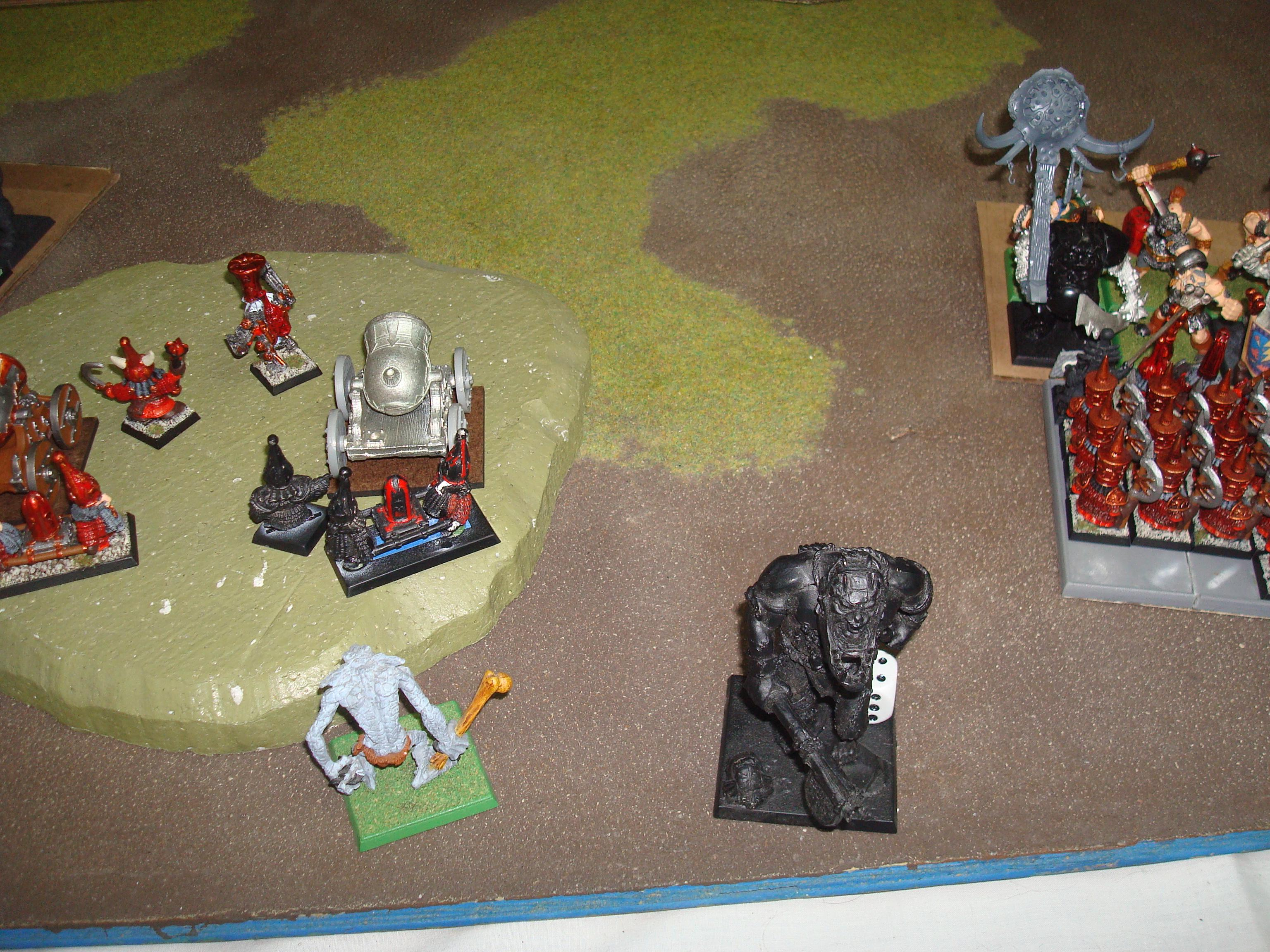 Chaos Dwarfs, Ogres, 76