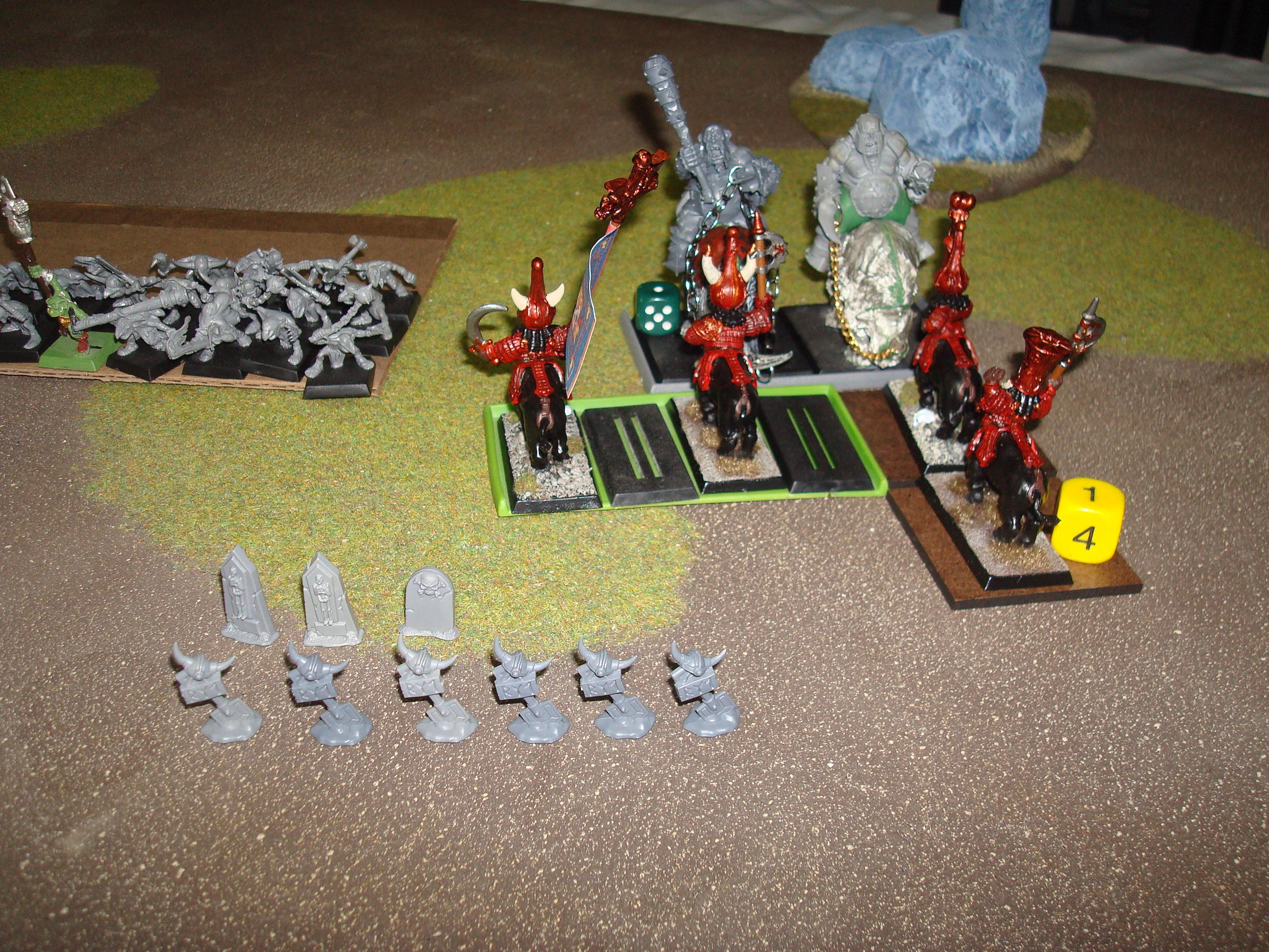 Chaos Dwarfs, Ogres, 77