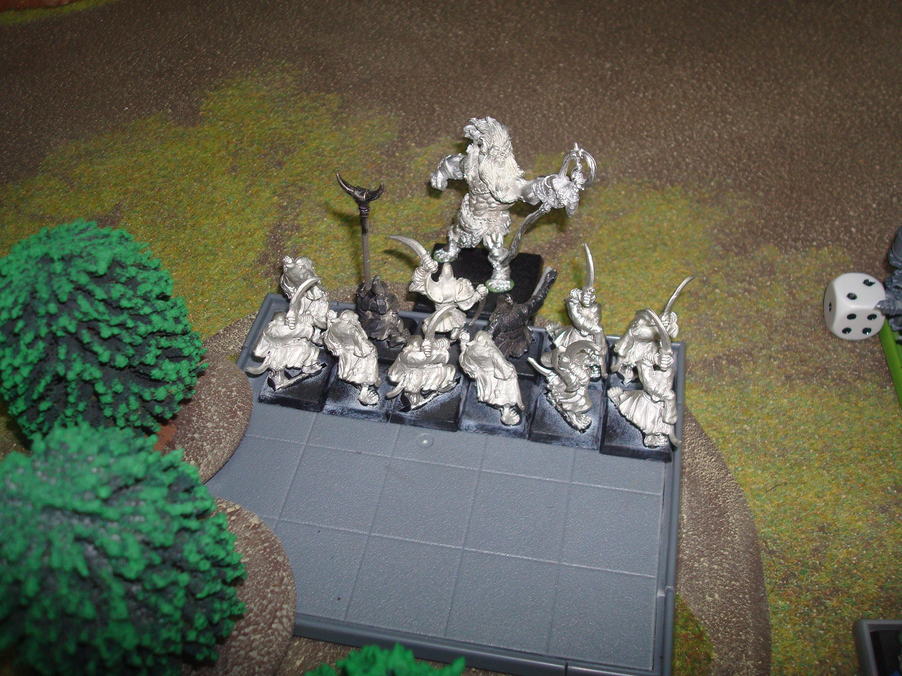 Chaos Dwarfs, Ogres, 98