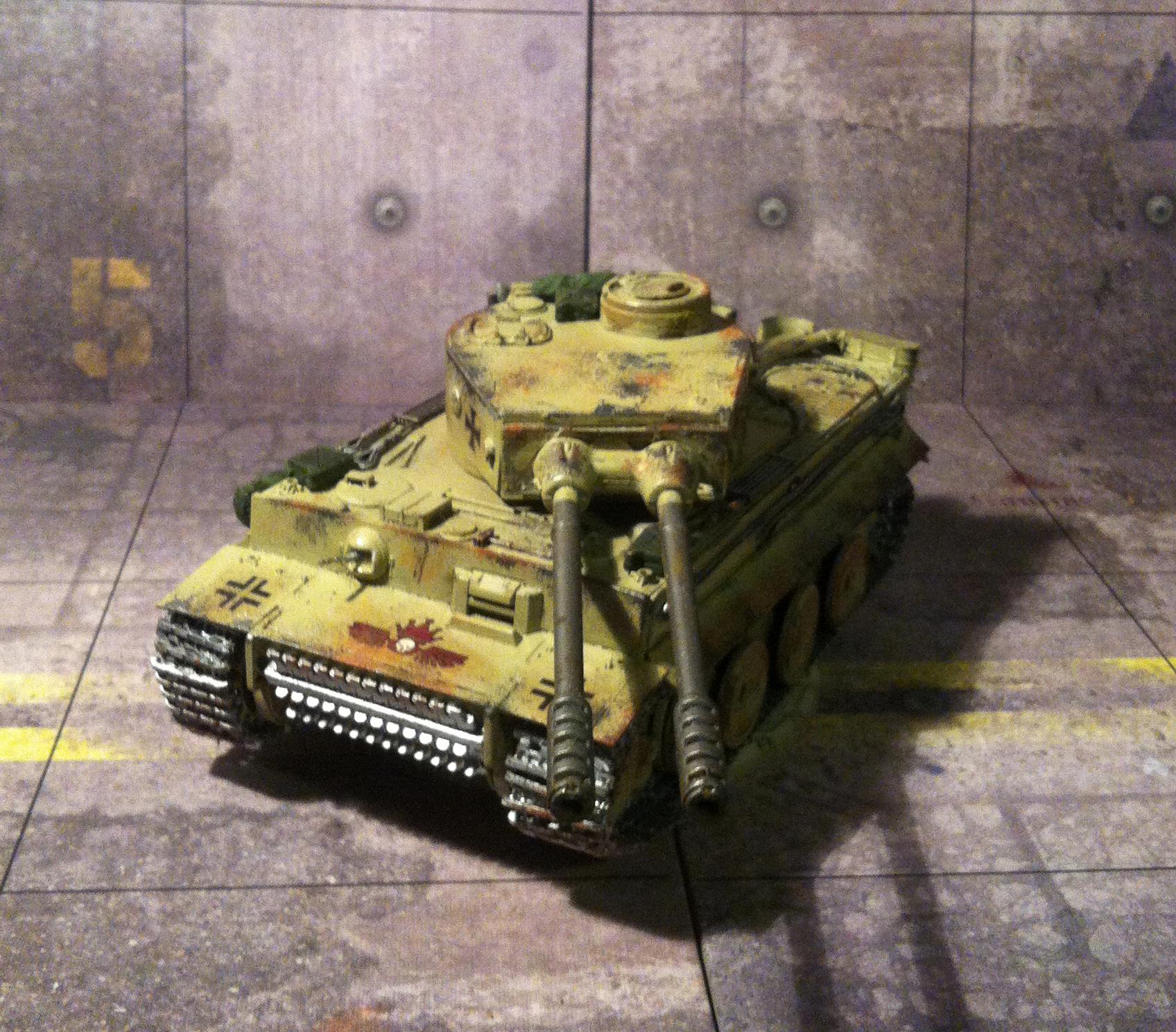 Axis, Bergeluther, Dust, Dust Tactics, Dust Warfare, Flakmeister, Jagdwotan, Mech, Nordwind, Tiger Vk, Walker, World War 2