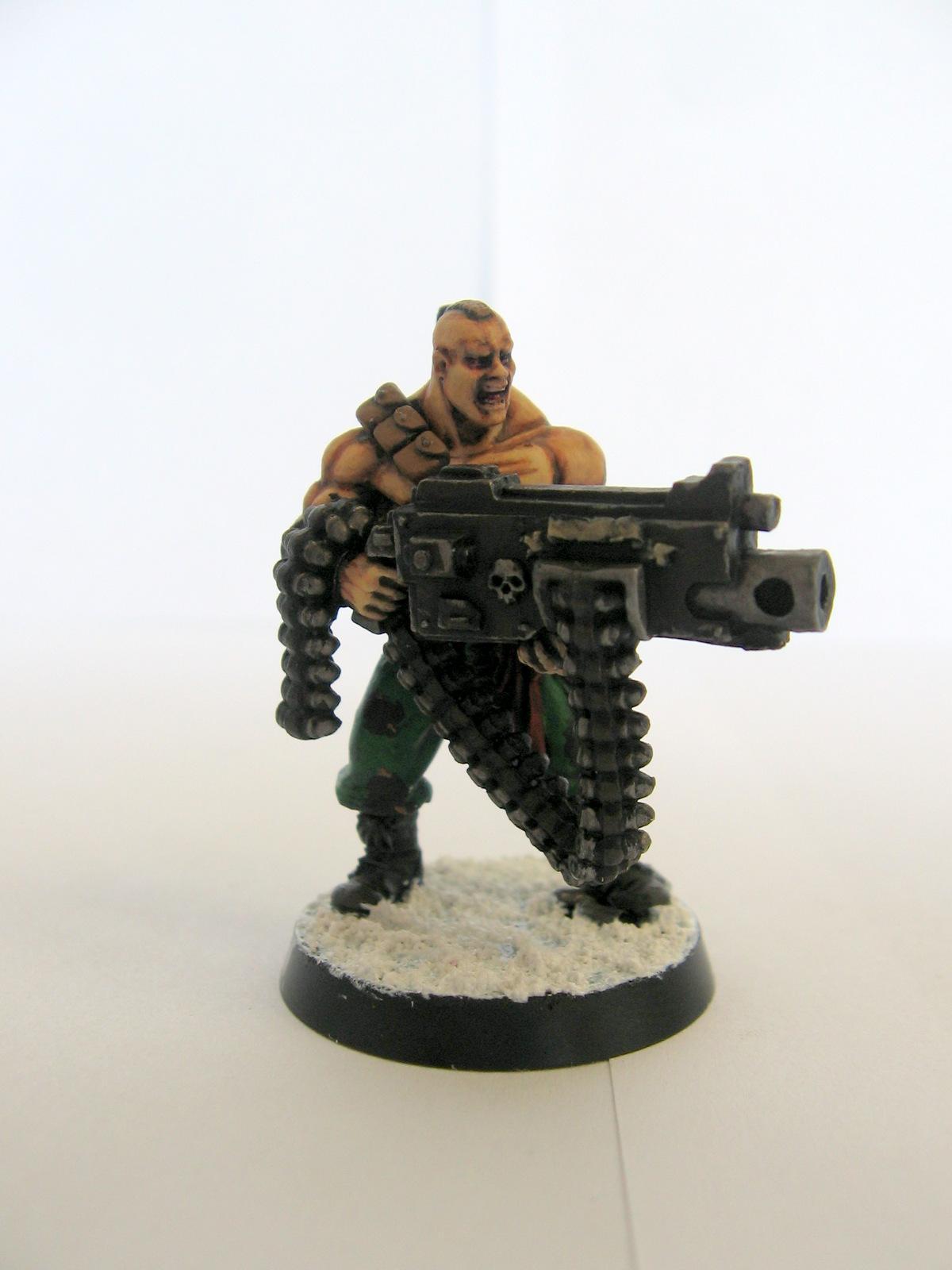 Catachan, Harker, Imperial Guard, Warhammer 40,000