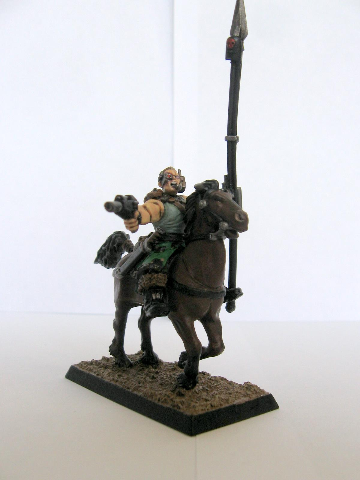 Catachan, Imperial Guard, Rough Riders