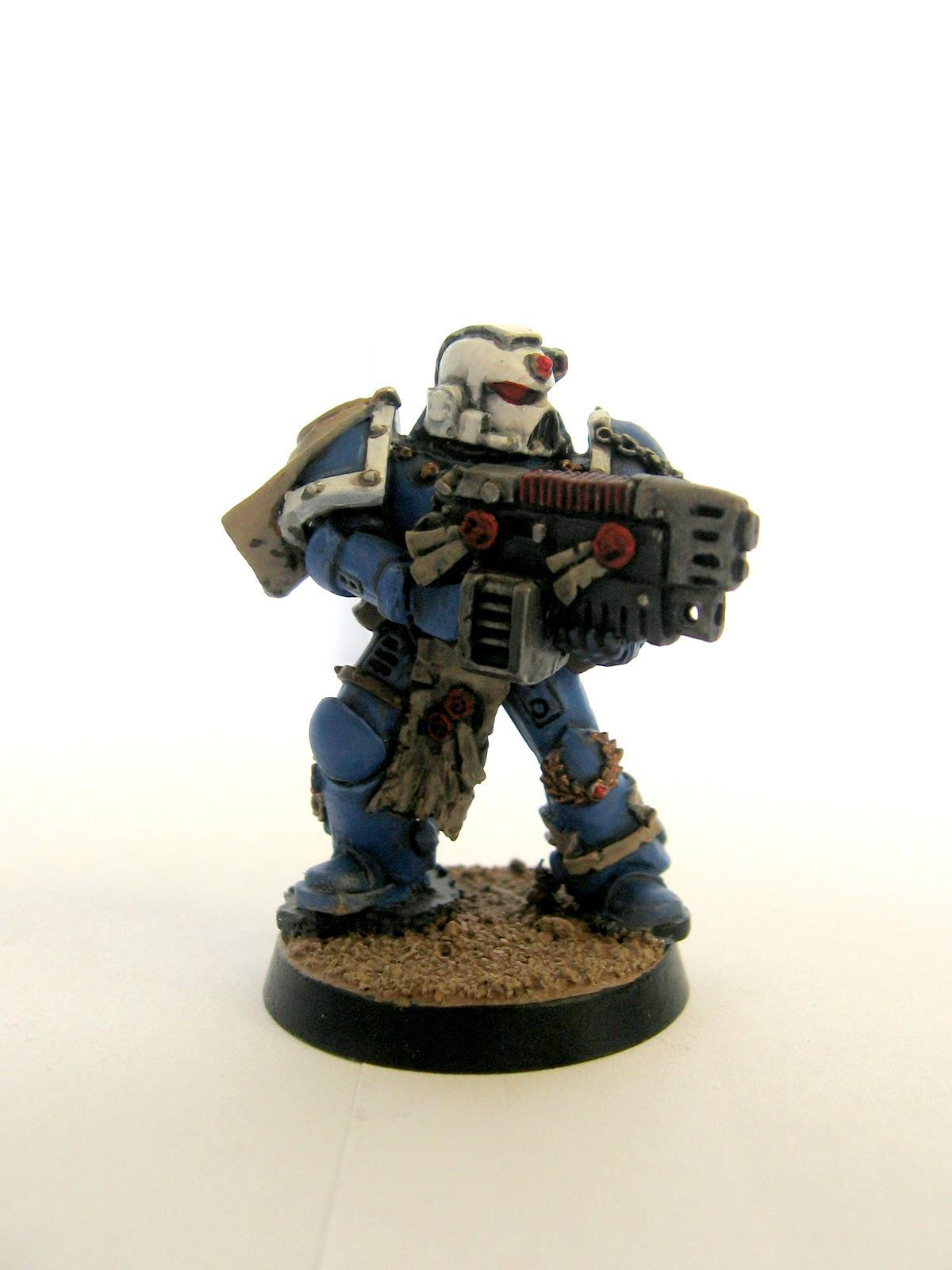 Sternguard, Ultramarines, Veteran