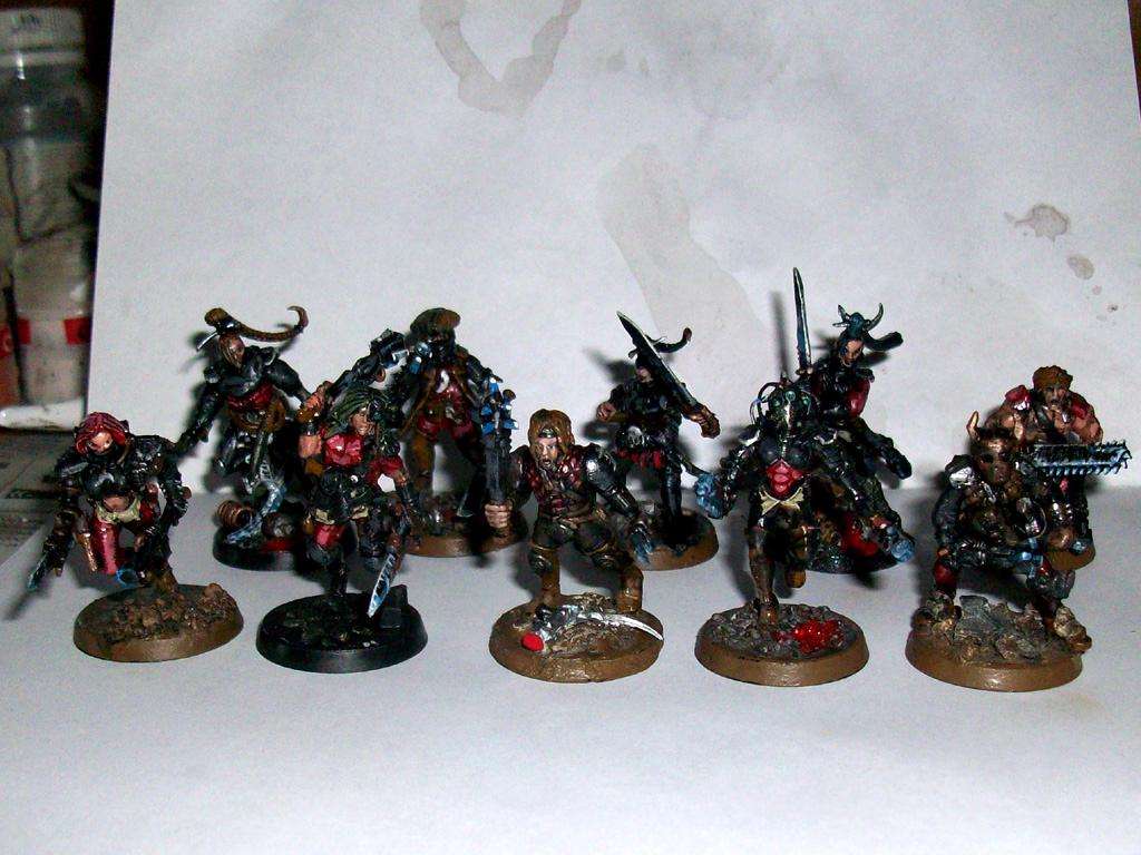 Assassins, Conversion, Cult, Cultists, Death, Witch Hunters