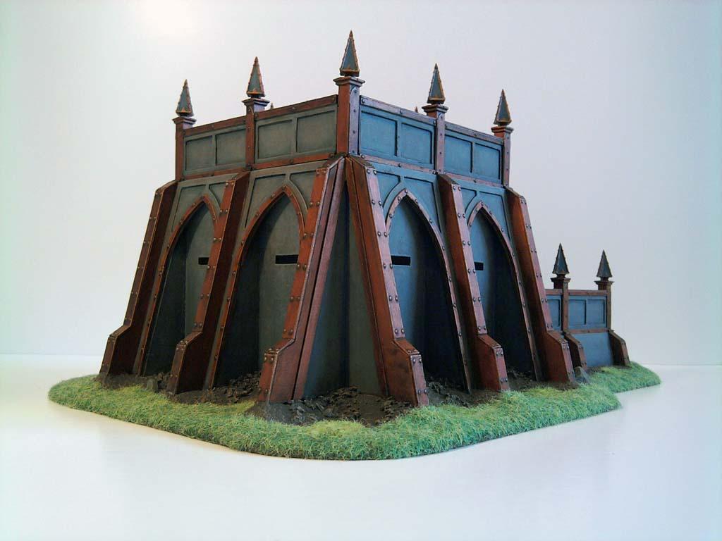 Imperial bunker 02