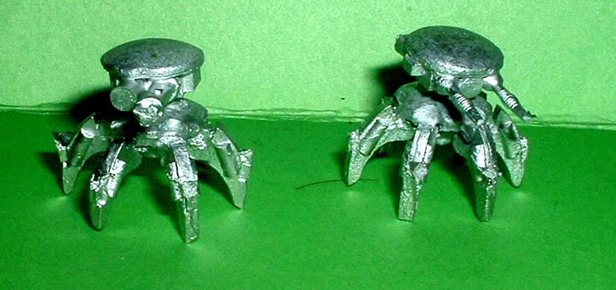 6mm, Chaos, Epic, GZG Spider Drones