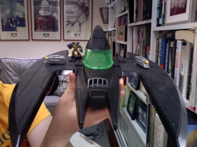 Batman, Flyer, Toy