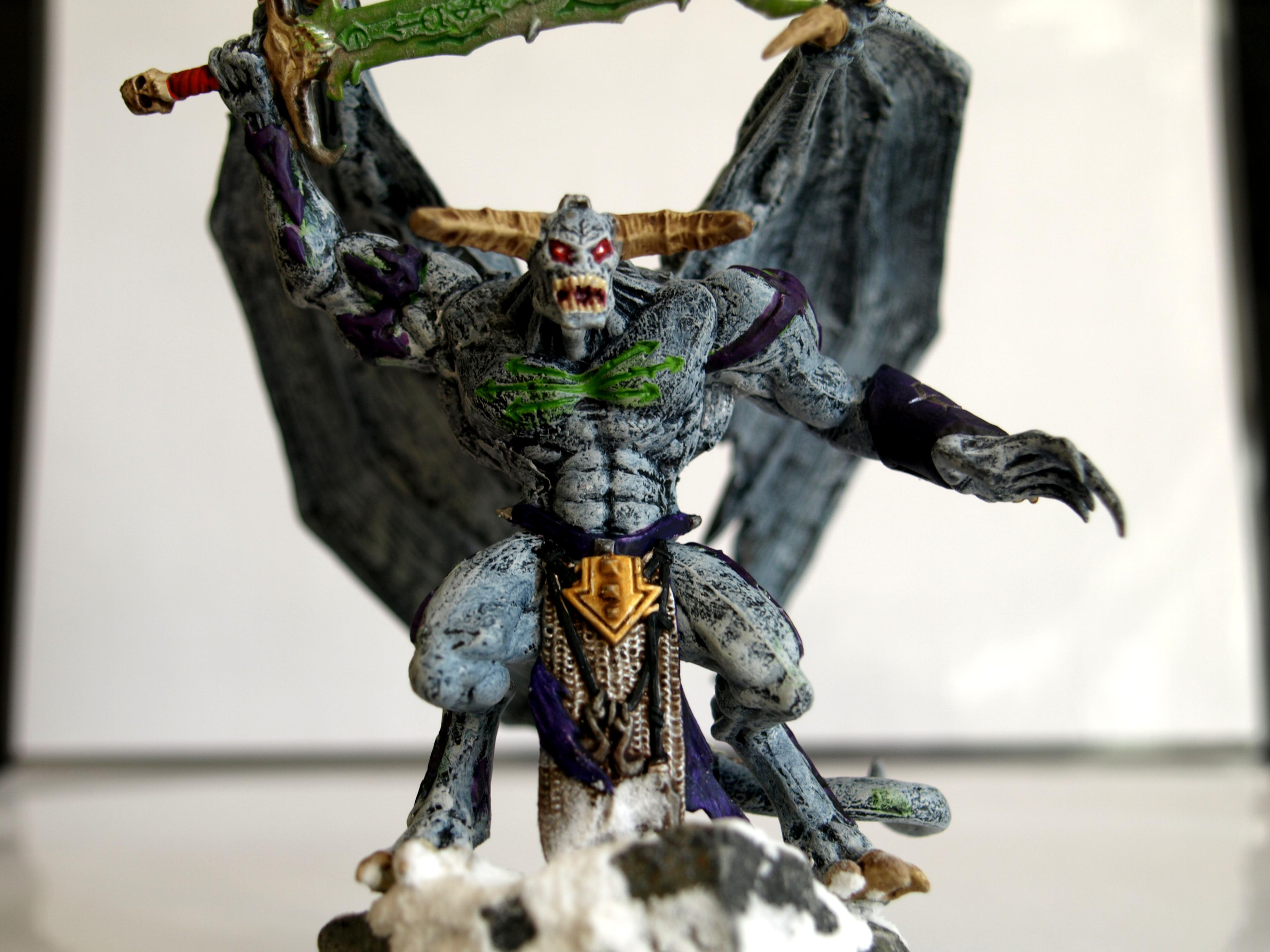 Daemon Prince, Escape Miniatures, Warhammer Fantasy