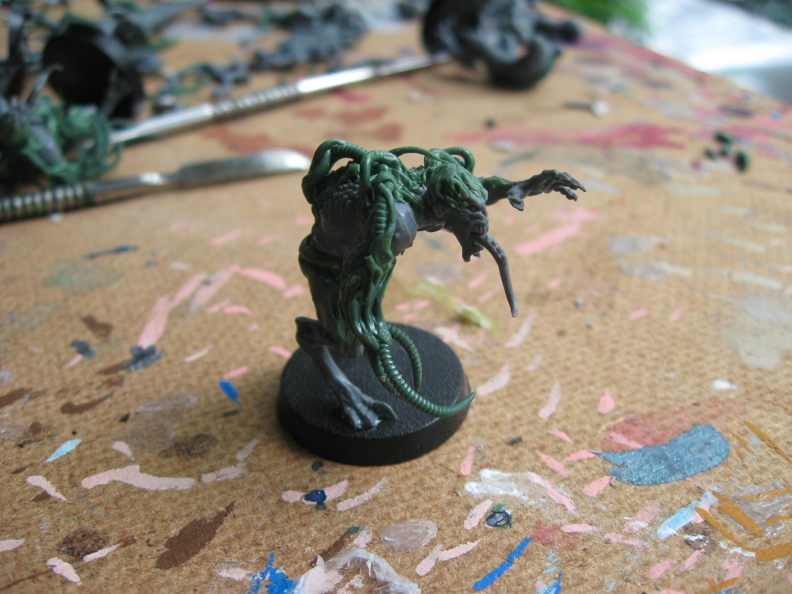 Bloodletters, Chaos Daemons, Conversion, Harrowed