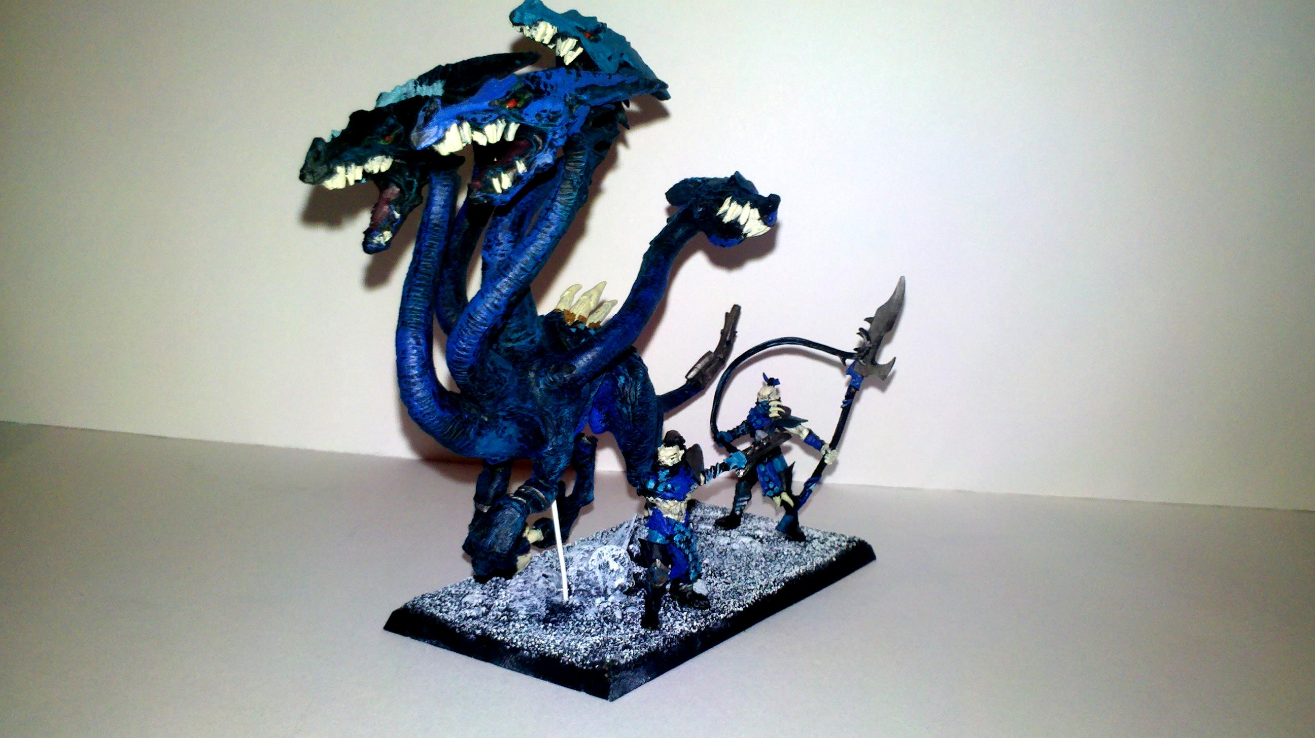Black, Blackguard, Chariot, Cold, Cold Ones, Dark, Elves, Guard, Horse, Hydra, One, Pegasus, Rider