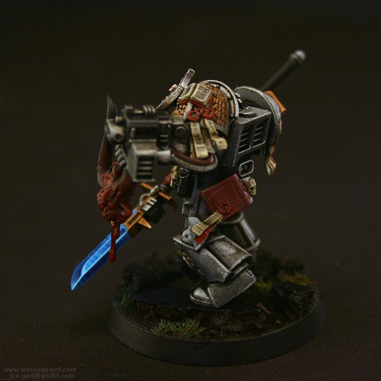 Force Weapon, Gk, Grand Master, Jca