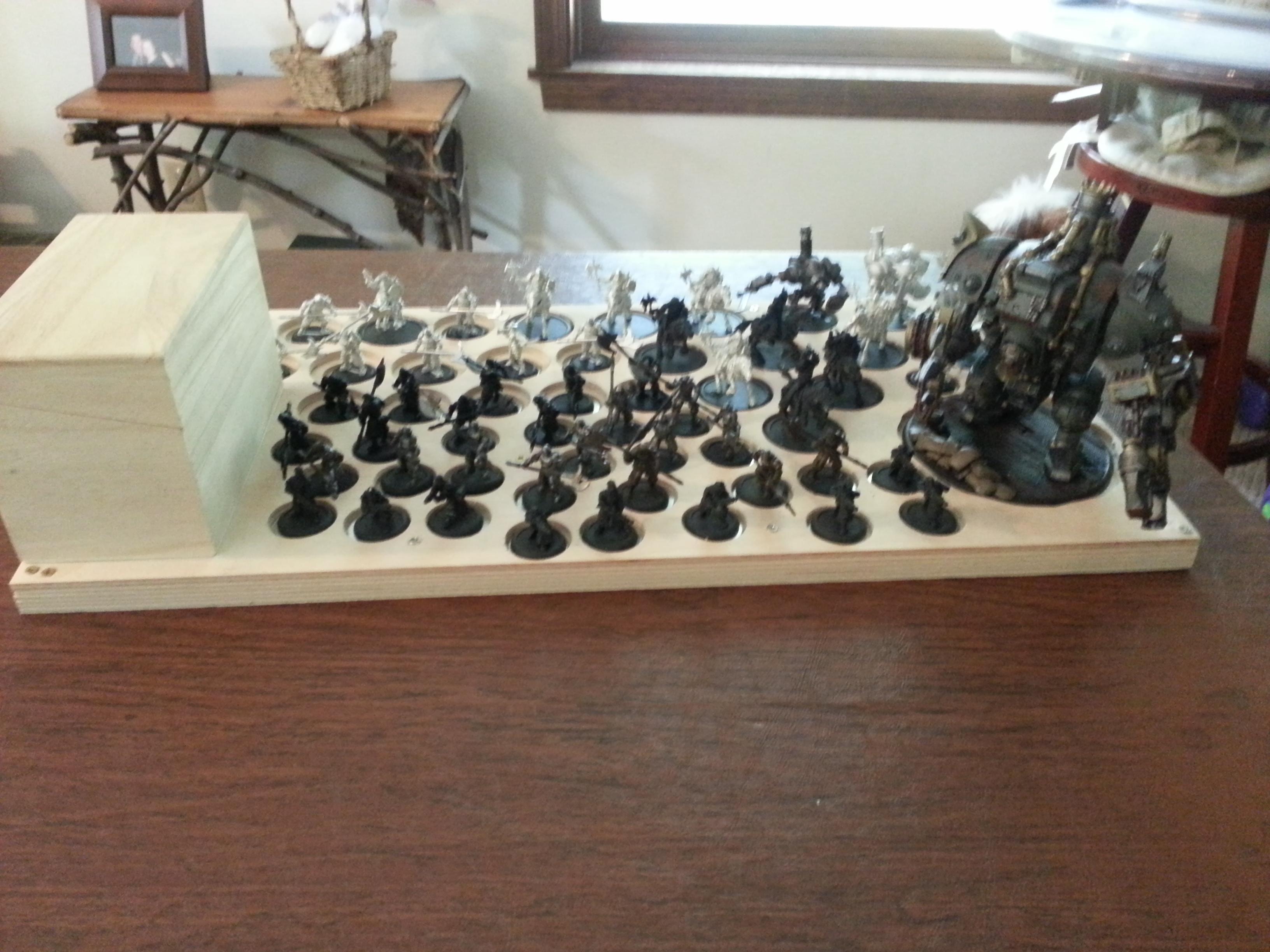 Army Tray