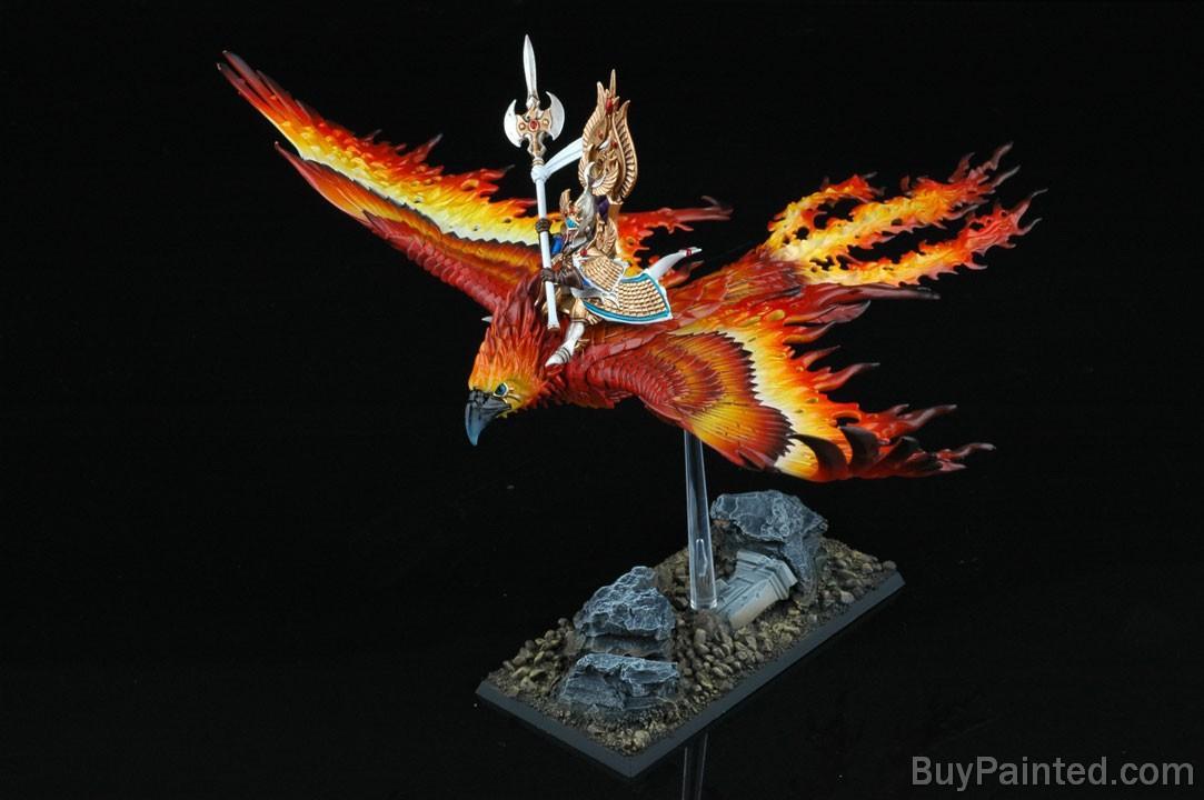 Annointed, Asuryan, Flames, Flamespyre, High Elves, Phoenix